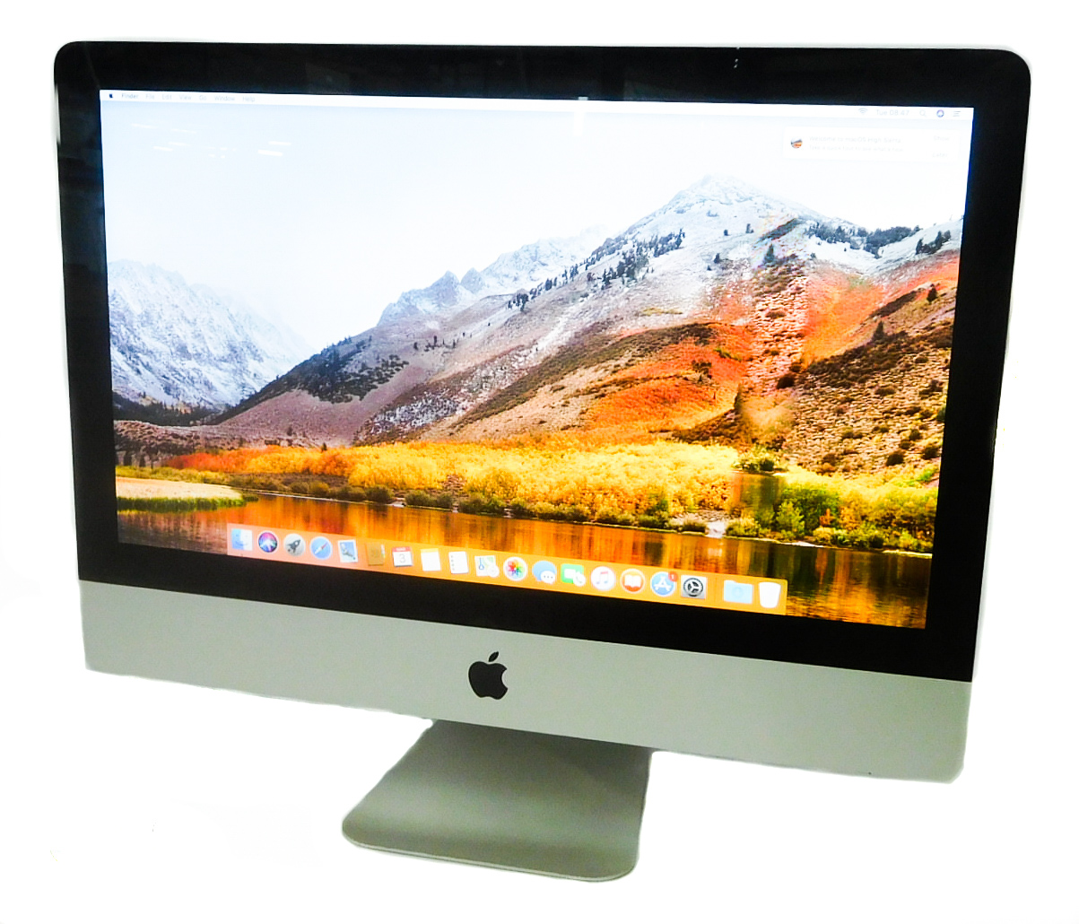 "Apple iMac A1311 Mid-2010 21.5"" Core i3-540 16GB RAM 500GB HDD H Sierra Grade B"