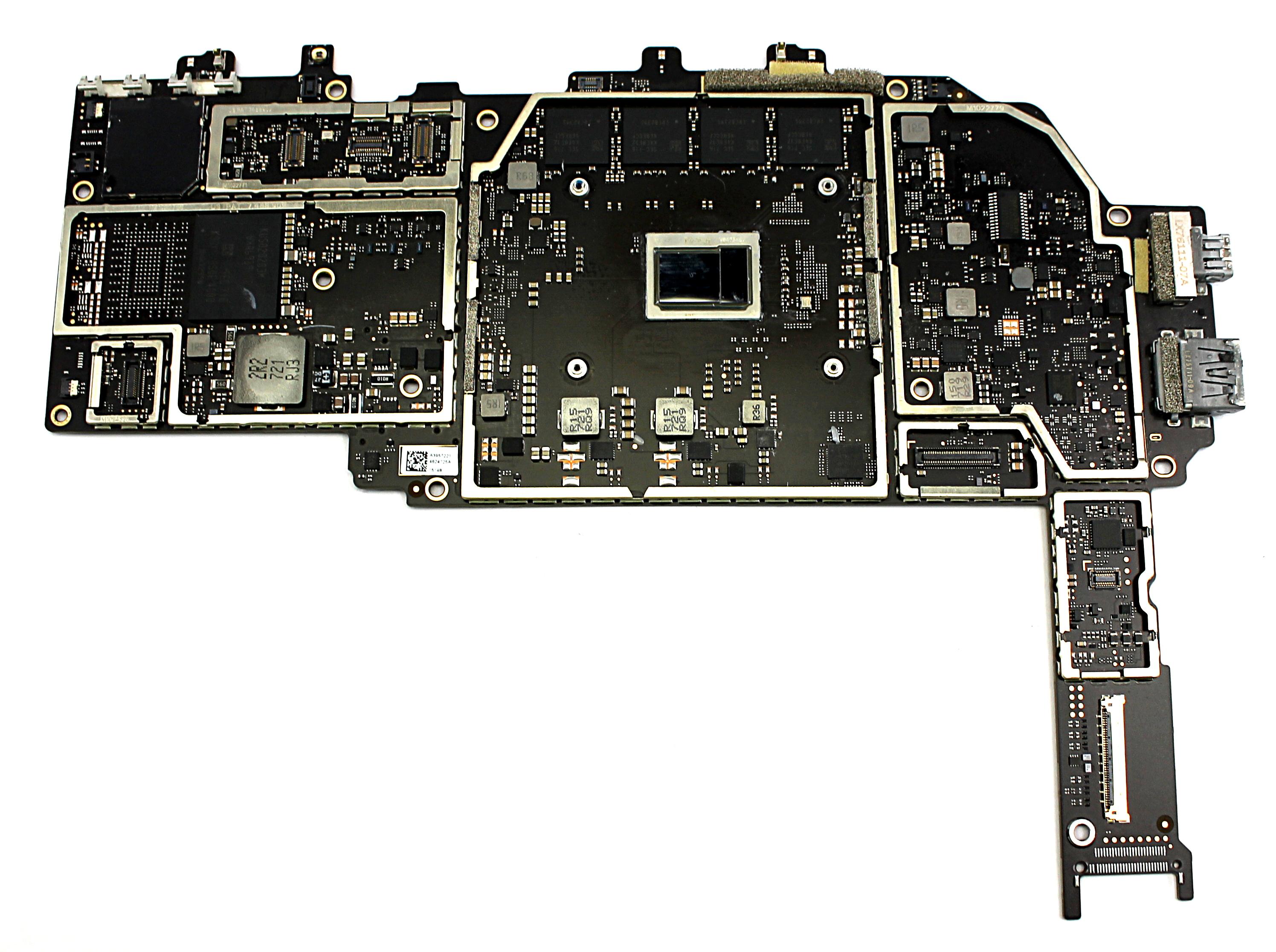 Surface Pro 5 - 1796 m3-7Y30 4GB Ram 128GB eMMC Main Board M1013936-015
