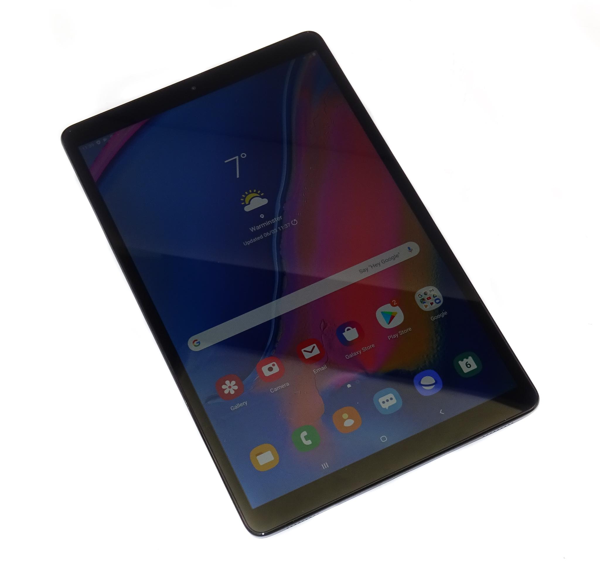 Black//Samsung Galaxy Tab A (2019) 32GB / Wi-Fi