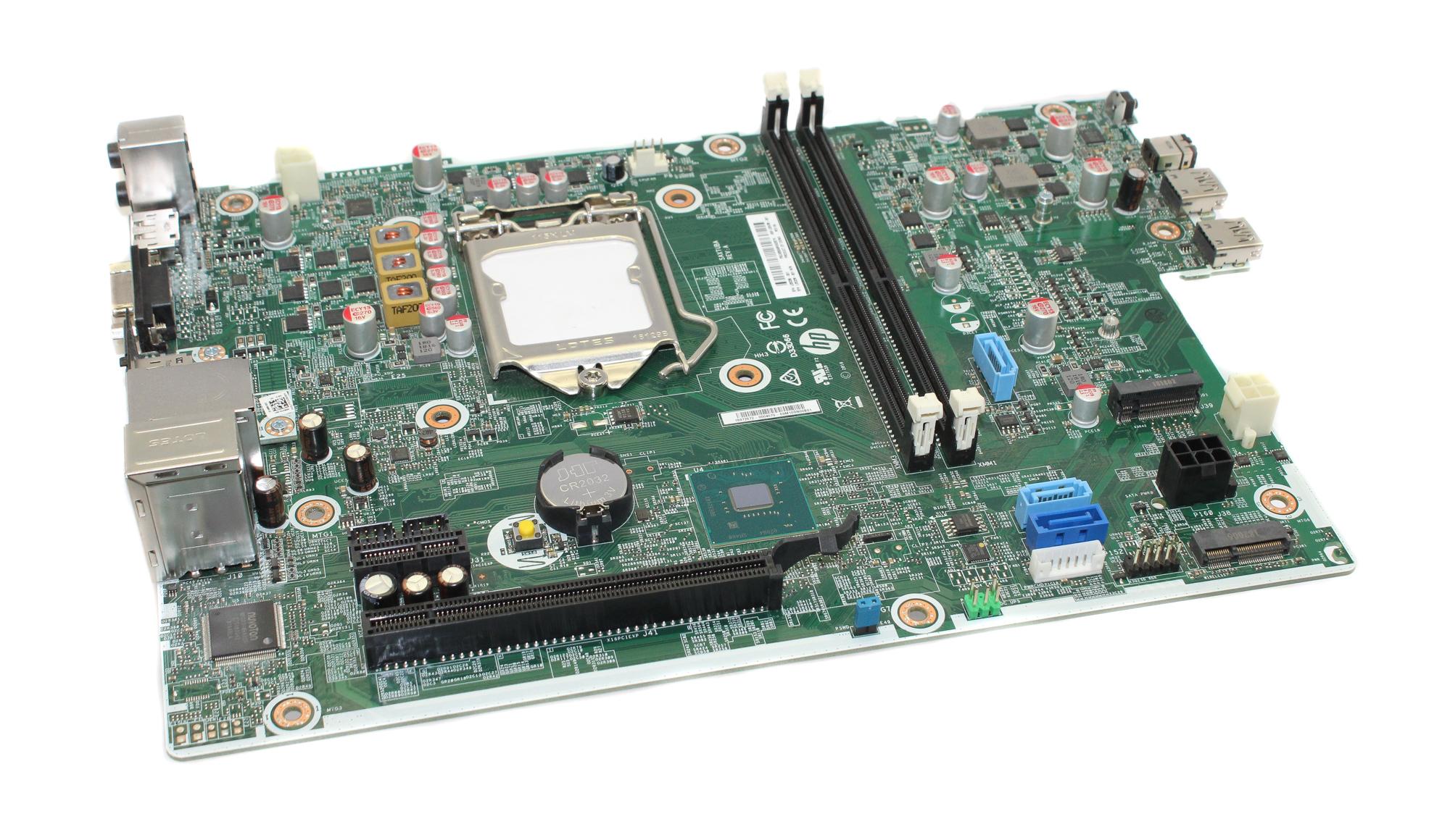 HP L05339-001 ProDesk 400 G5 SSF Socket LGA1151 Motherboard - L02436-001