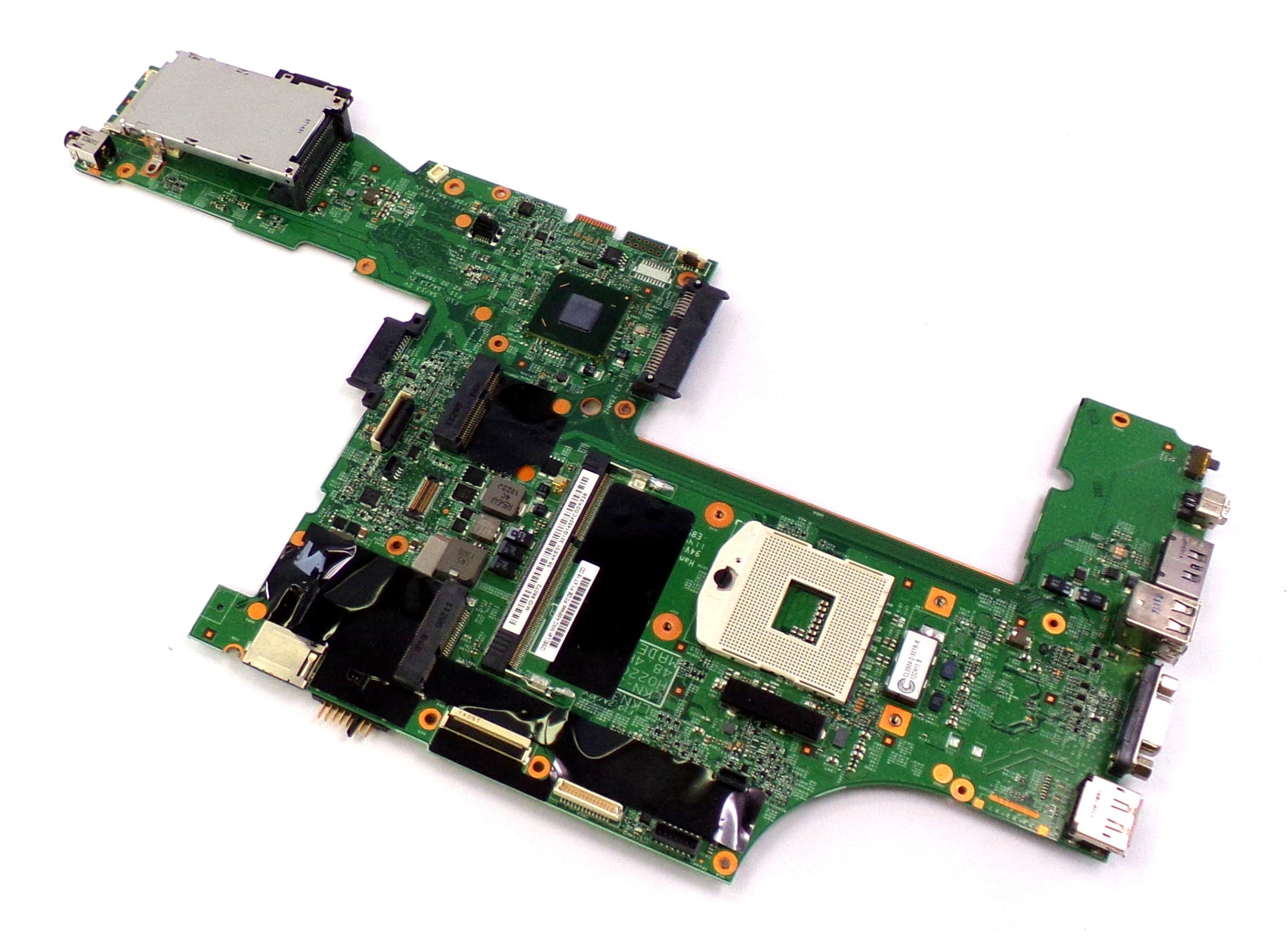Lenovo 55.4KE01.301 ThinkPad T520 Socket rPGA-989 Motherboard