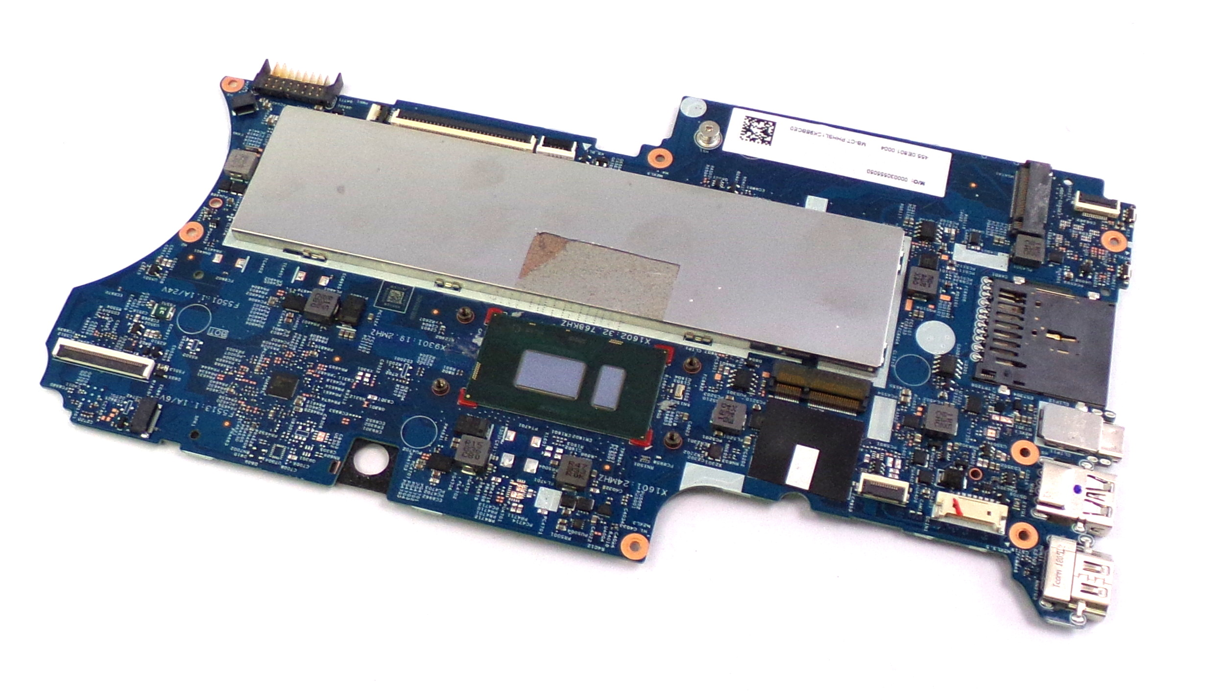 455.0E801.0004 HP Pavilion x360 14-cd0522na with Intel Core i3-8130U Motherboard