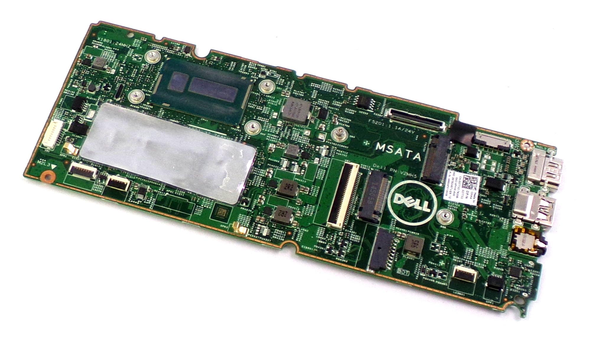 37T32 Dell Chromebook 7310 with Intel Core i3-5005U 4GB RAM Motherboard