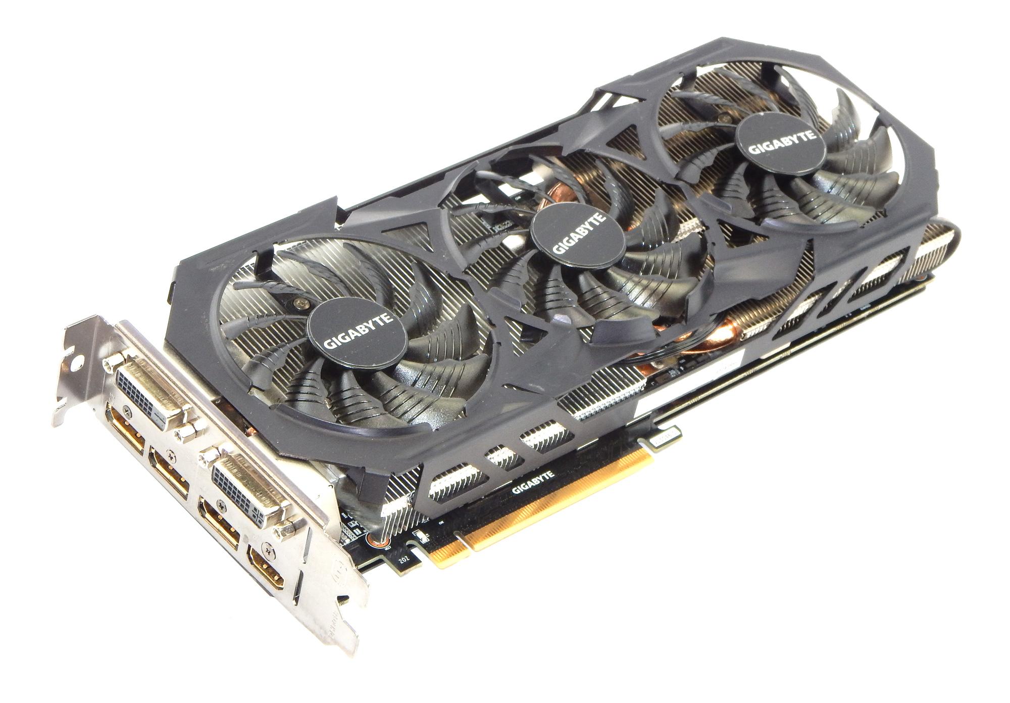 MSI nVidia WindForce 980Ti 6GB DDR5 Gaming Graphics Card <<<Read Descritption>>>