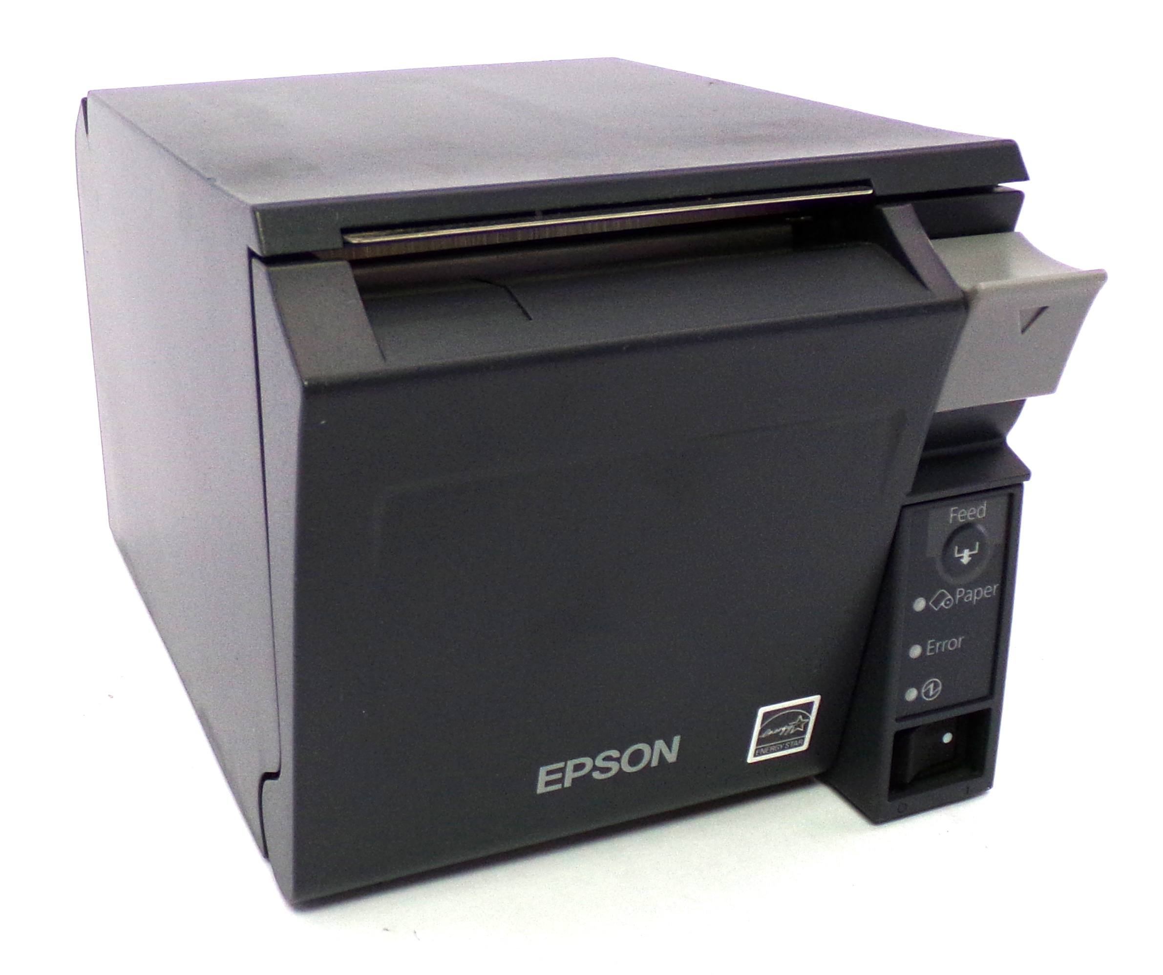 Epson M296A TM-T70II Thermal Receipt Printer USB RS232 Interface - No AC Adapter