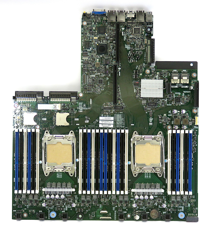 Cisco 74-12419-01 HX220c M4/UCS C220 M4 System Board / Server Motherboard