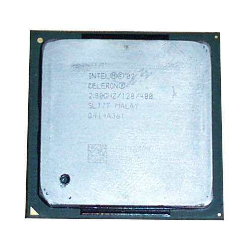 Intel SL77T Celeron 2.8GHz 128KB 400MHz Socket 478 CPU