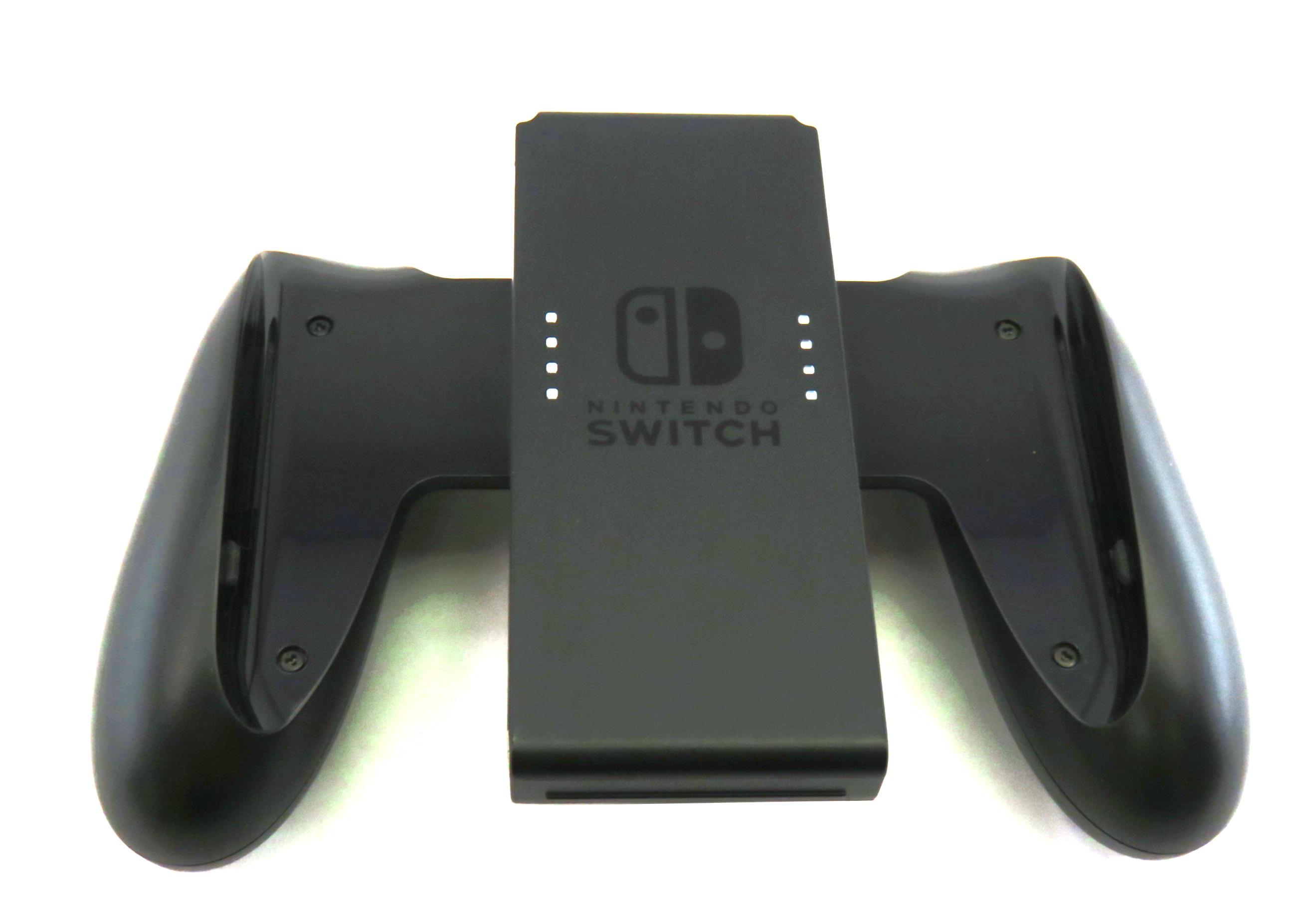 Nintendo Switch  HAC-011 Joy-Con Comfort Grip - Black
