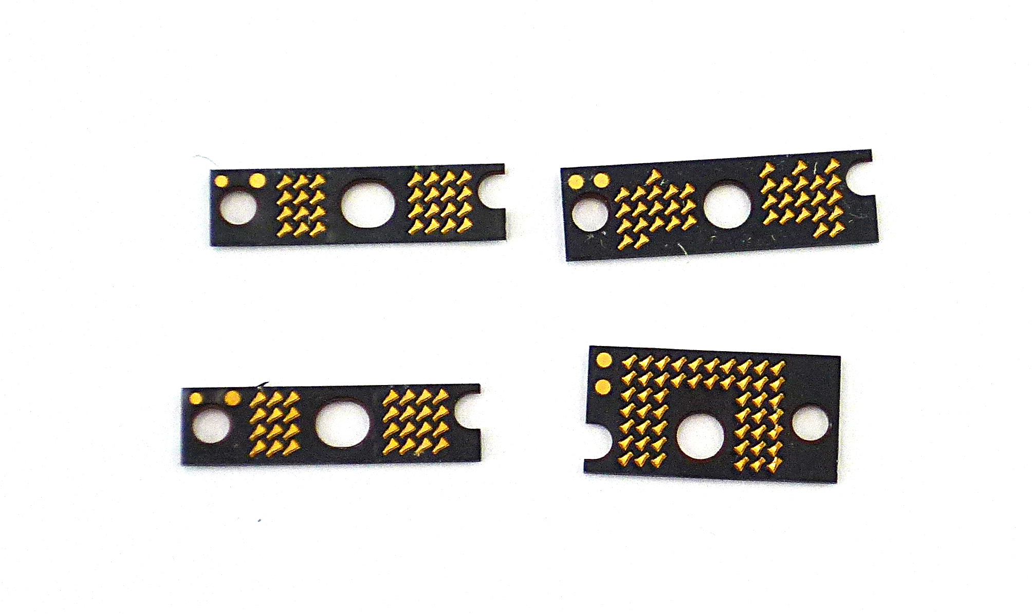 Microsoft Surface Pro 3 - 1631 PCB Contact Board Complete Set of 4