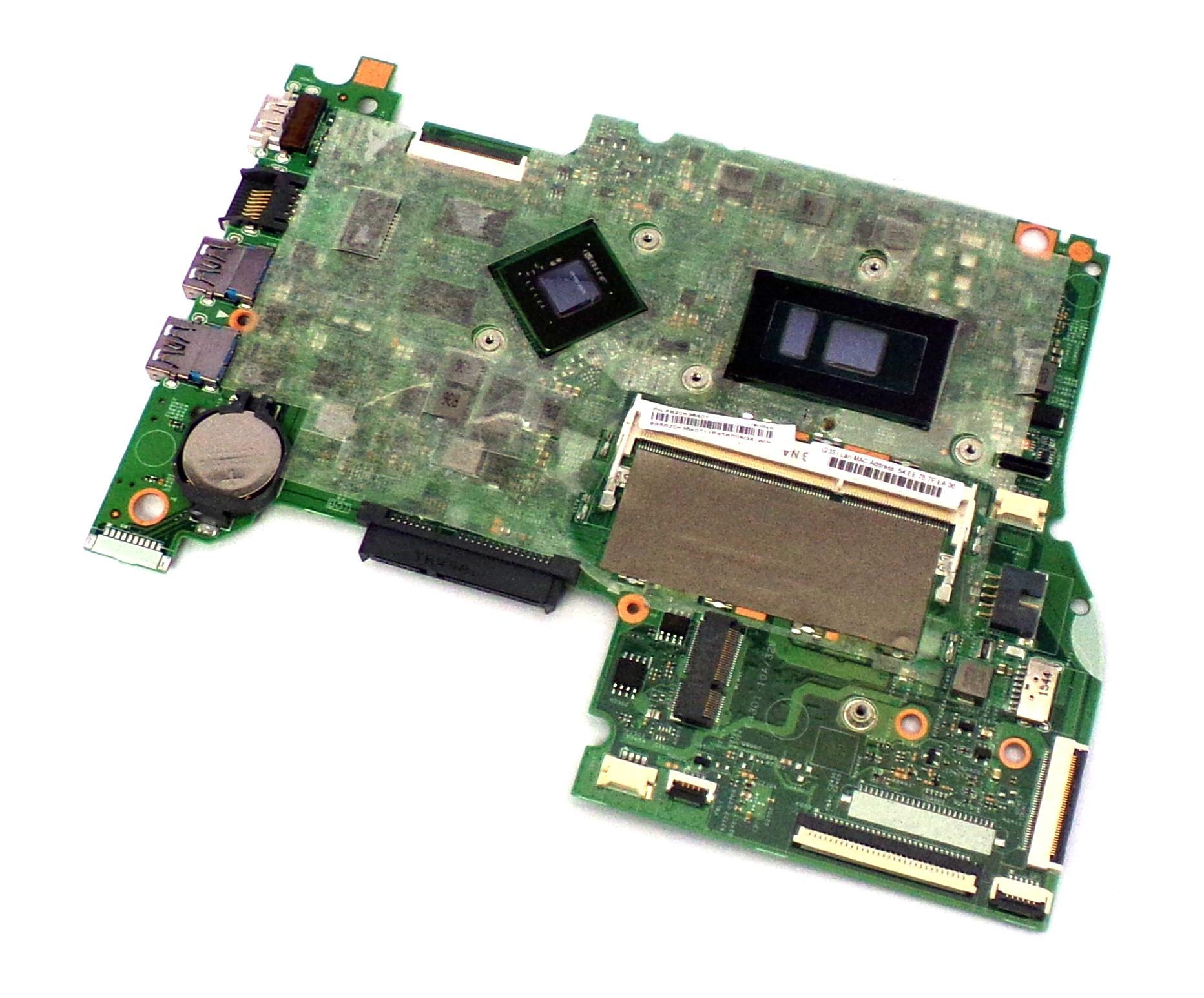 5B20K36407 Lenovo Yoga 500-15ISK with Intel i7-6500U Laptop Motherboard