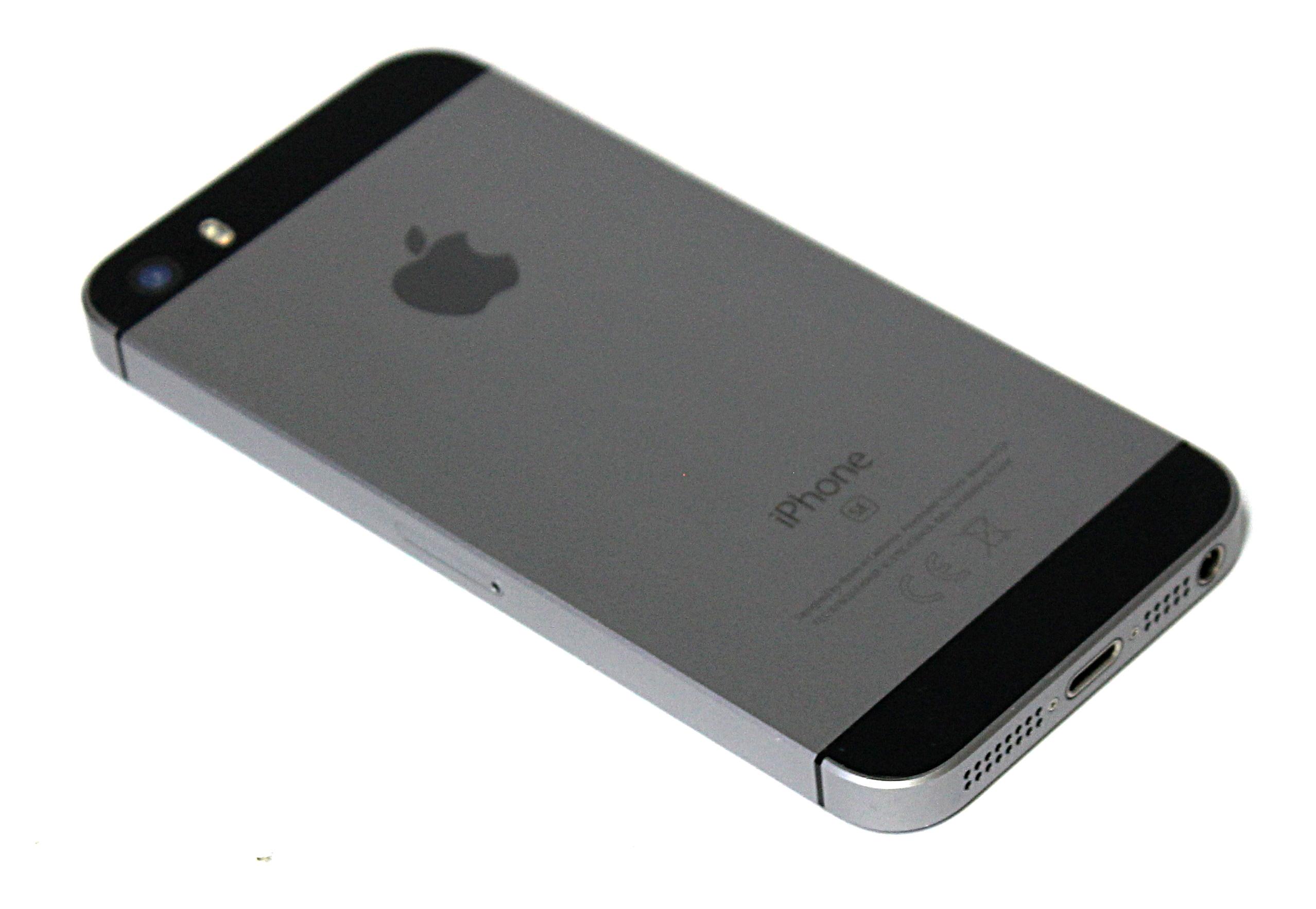 Space Grey / Refurbished//Apple A1723 iPhone SE 64GB / EE ...