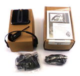 New Plantronics 38986-01 CS540 Wireless DECT Telephony System Complete