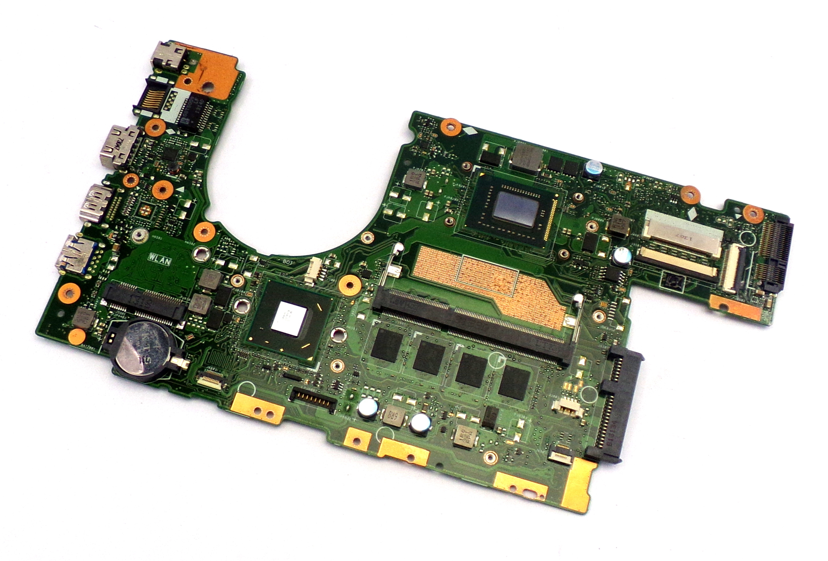 Asus 60NB0060-MBD000(310) S500C S500CA with Intel Core i3-2365M Motherboard