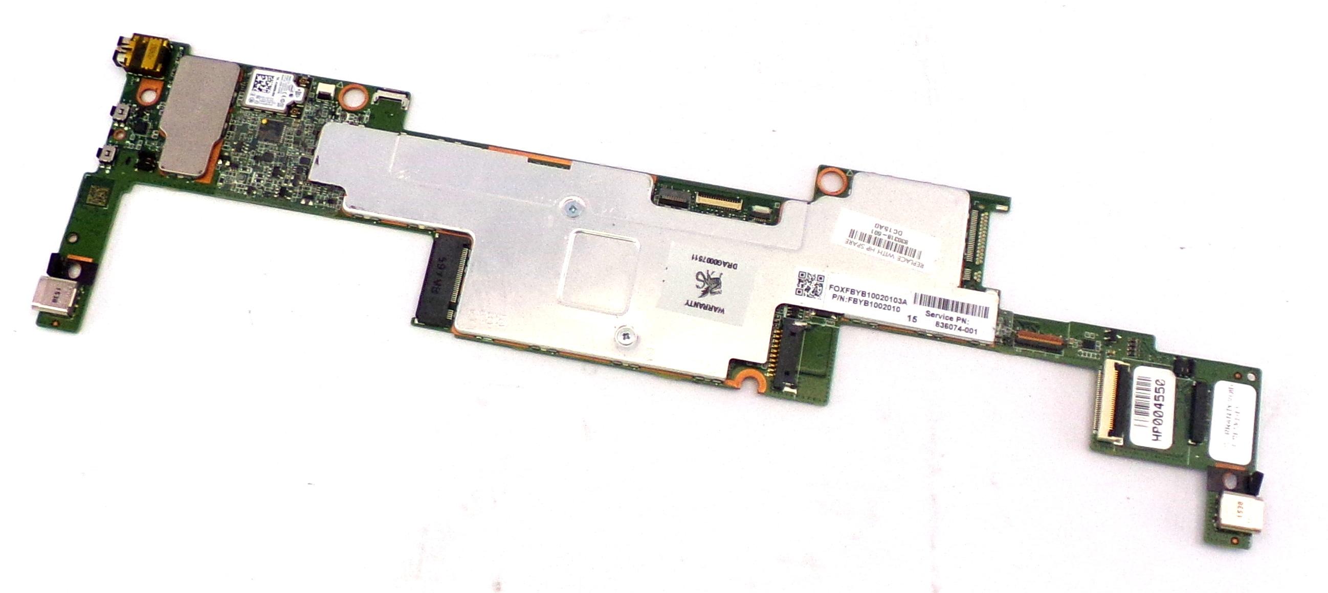 830318-601 HP Spectre X2 12 Motherboard YB1 - DA0YB1MBAI0
