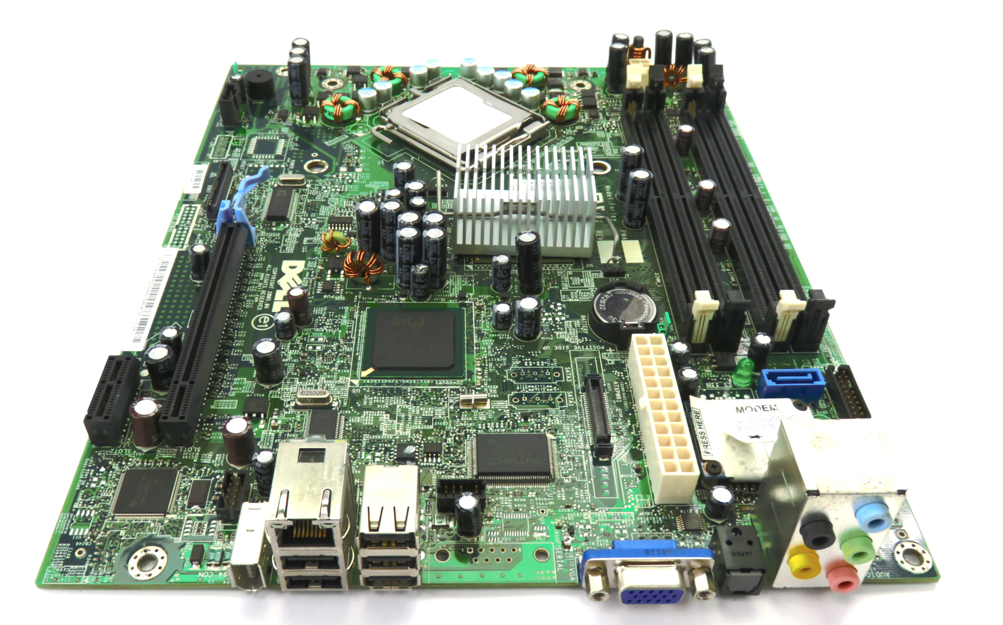 Dell MF252 Dimension 5150C Socket 775 Motherboard