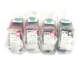 Genuine ENCAD CIS2 Ink Caddy MIX - 1x 217534-00, 3x 217540-00