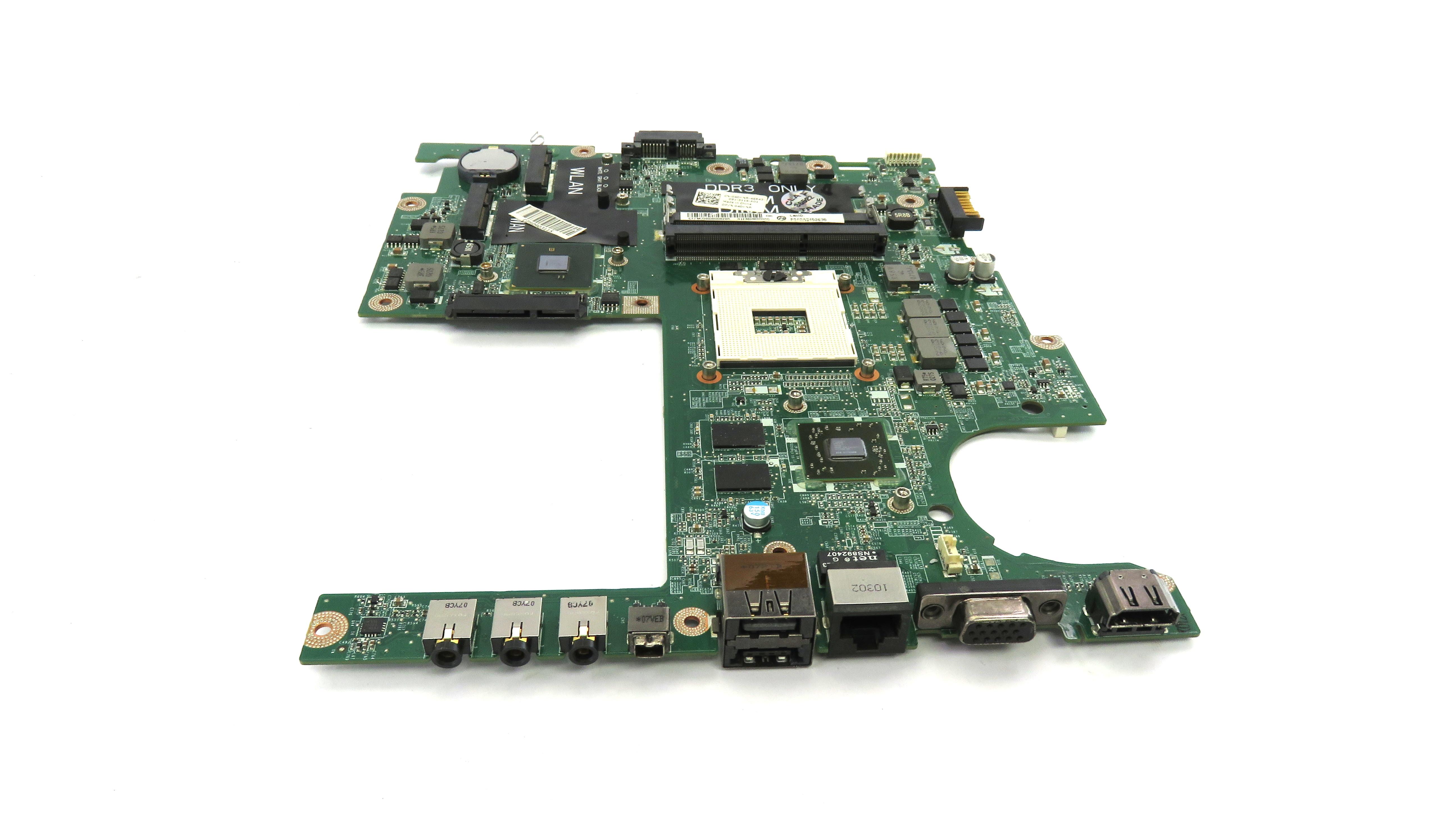Dell 4DKNR Studio 1558 Socket G1 Laptop Motherboard
