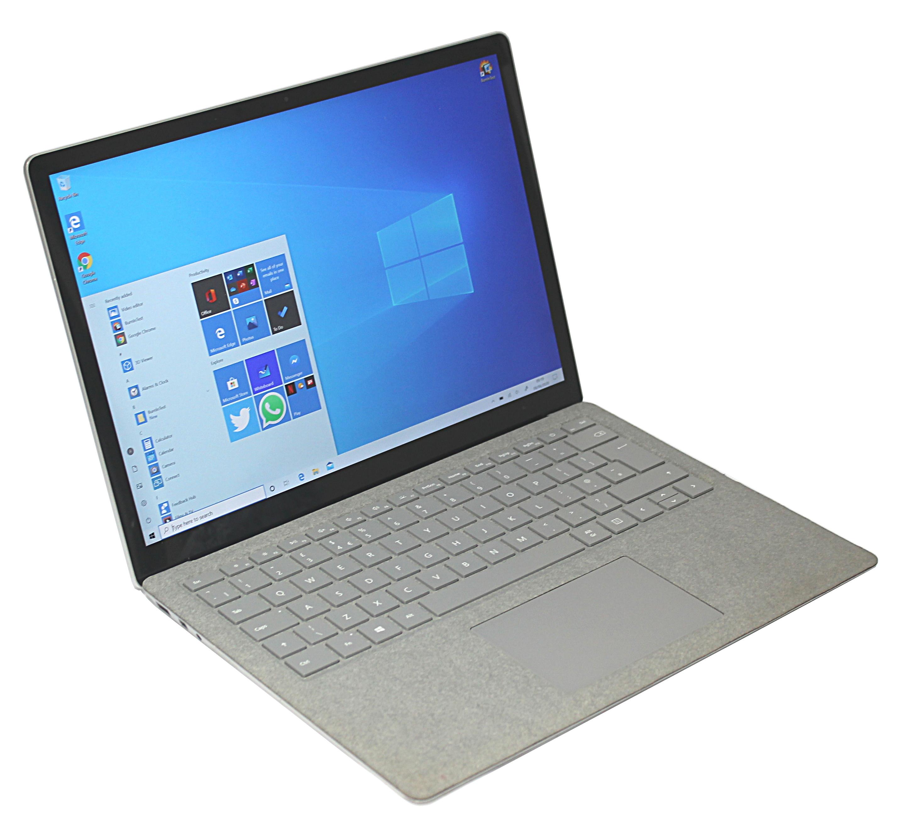 Microsoft Surface Laptop 2 - M1769 i5-8250U 8GB RAM 256GB eMMC Windows 10 Home