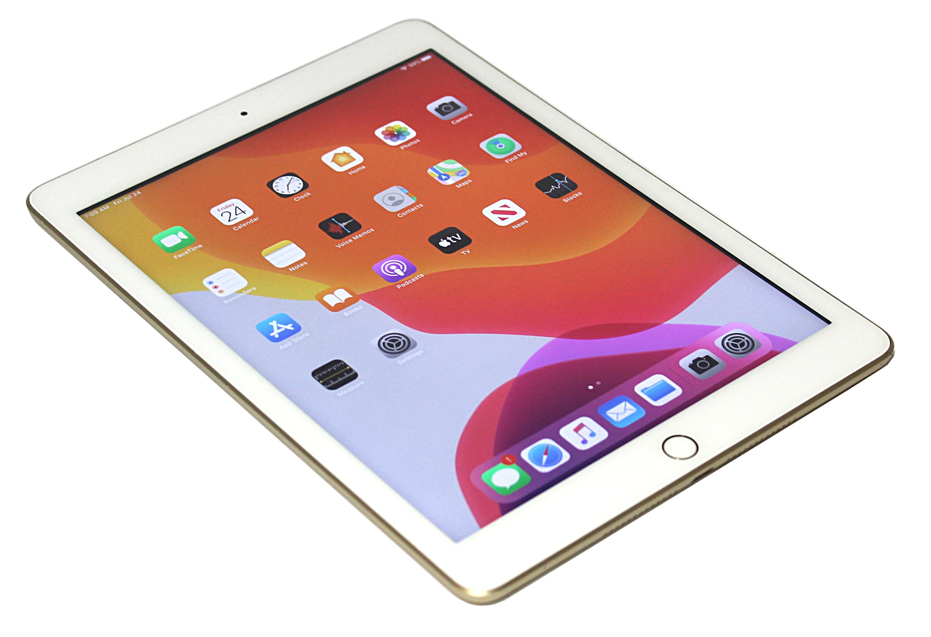 Apple iPad 5th Gen A1822 32GB WiFi Gold Refurbished