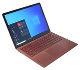 Microsoft Surface Laptop - 1769 i5-7200U 8GB RAM 256GB eMMC Burgundy Win 10 Pro