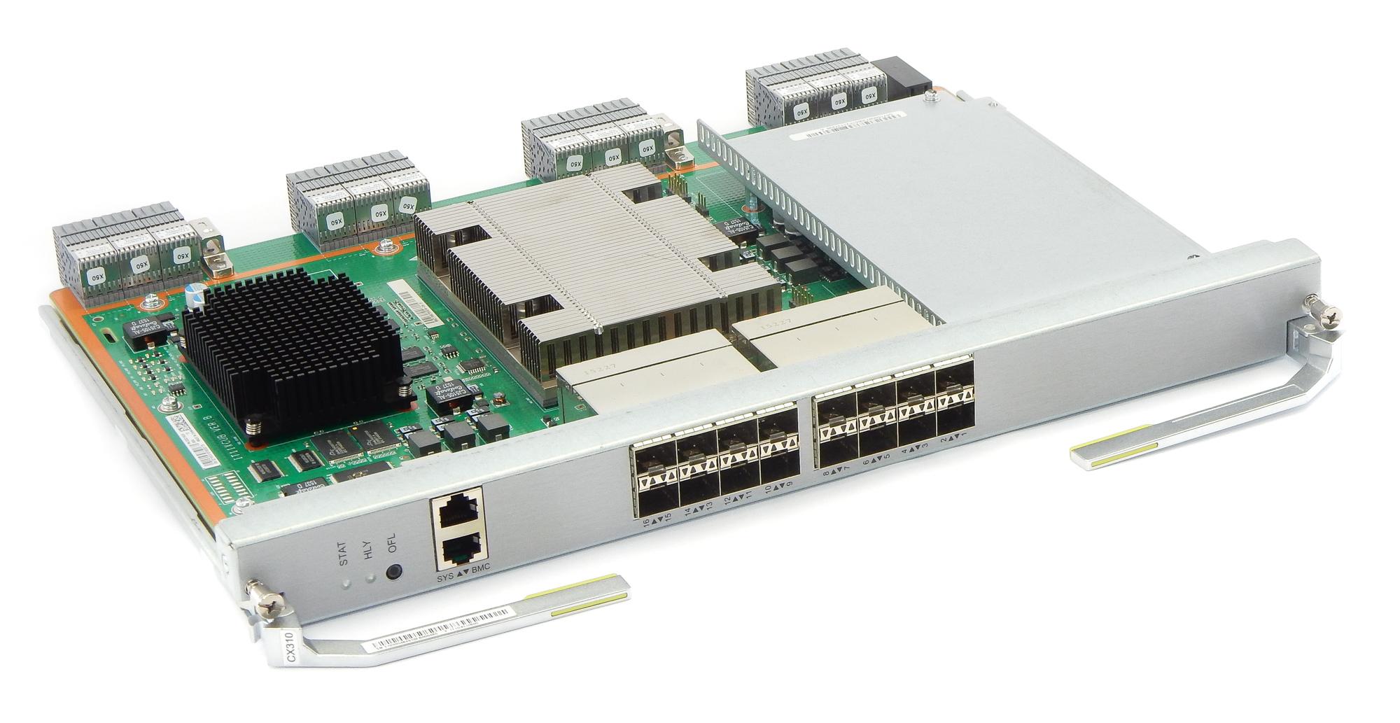 Huawei IT1DXCUB00 CX310 16x10GE Converged Switch Module