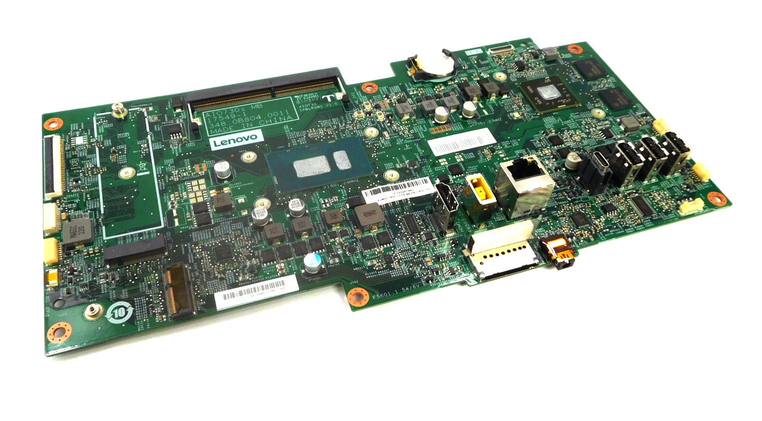Lenovo ideacentre AIO 730S-24IKB Motherboard w/ i7-8550U CPU 01LM421 SPP0P10062