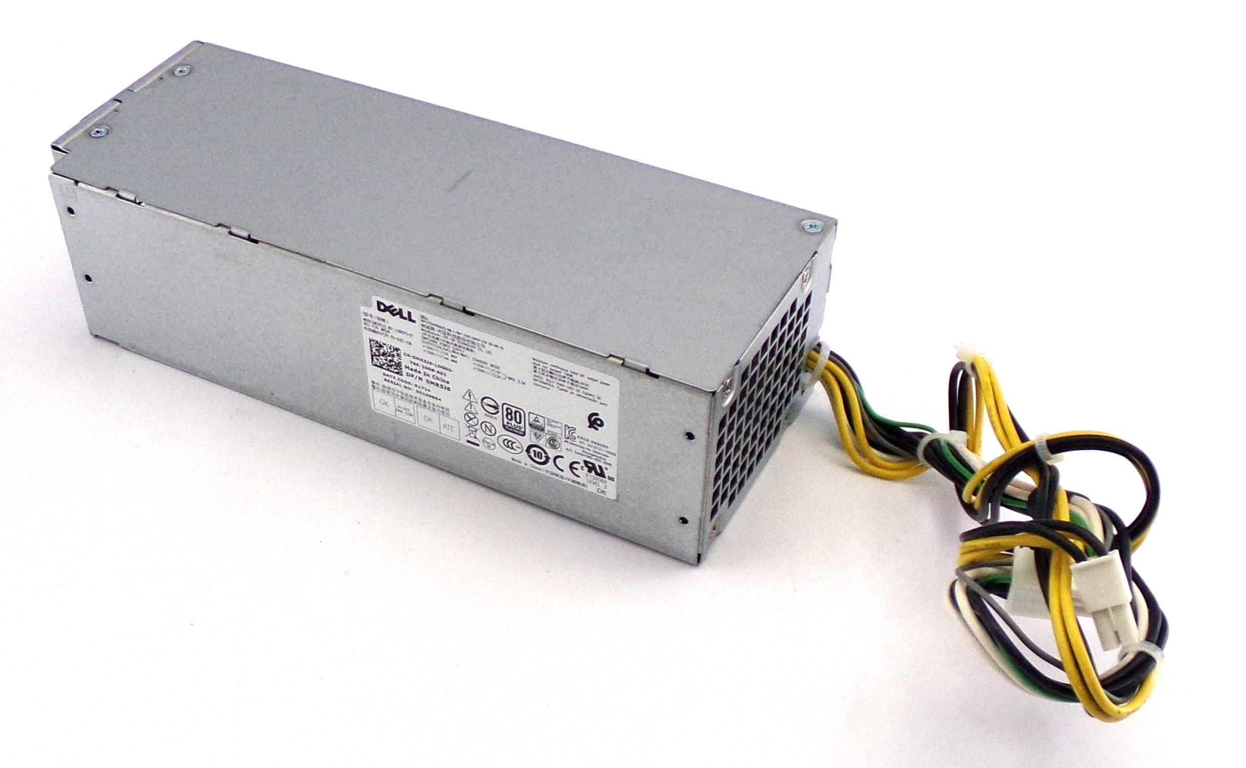 Dell MR5J6  Optiplex 7050 180W 6+4 Pin Power Supply