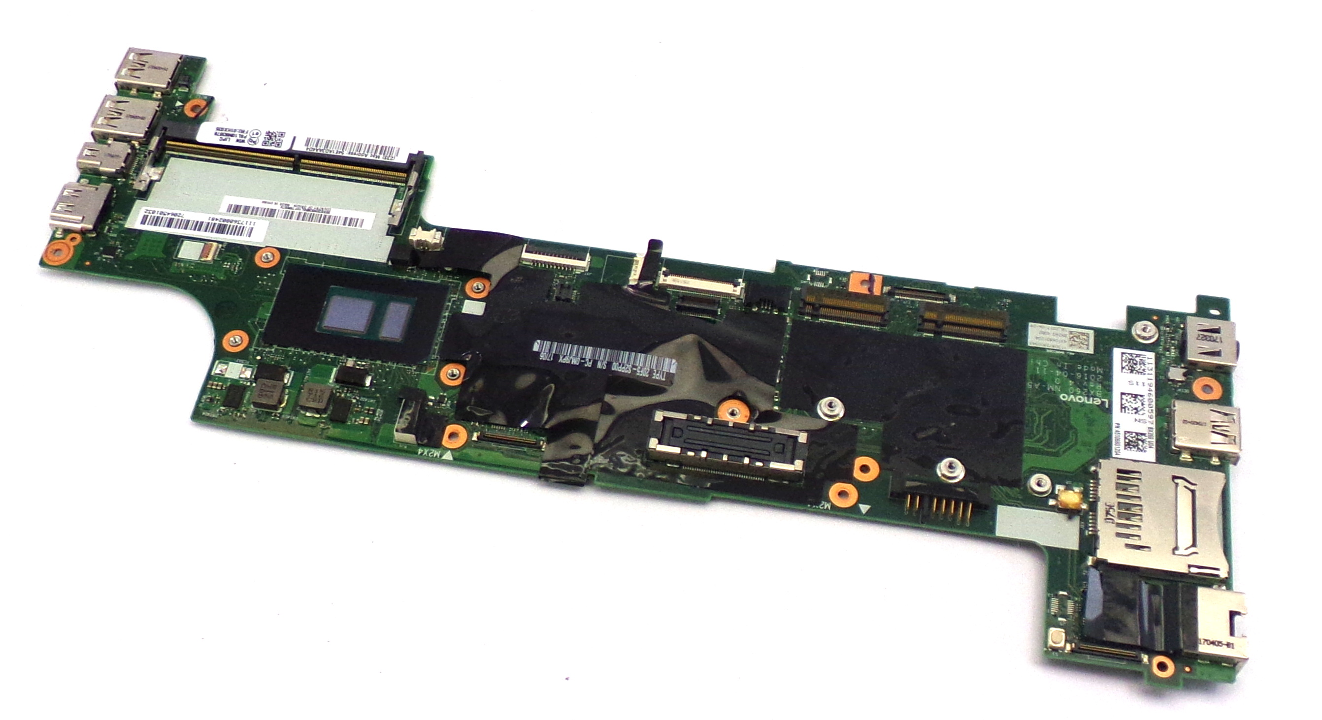 Lenovo 01HX035 ThinkPad X260 with Intel Core i5-6300U Laptop Motherboard