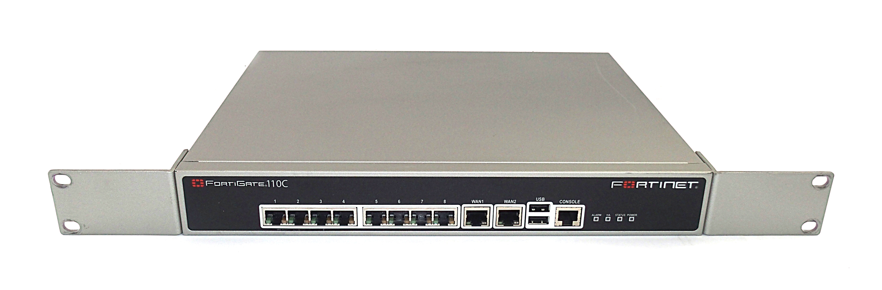 Fortinet FG-110C Fortigate-110C Network Security Appliance - PN:P04551-07-01