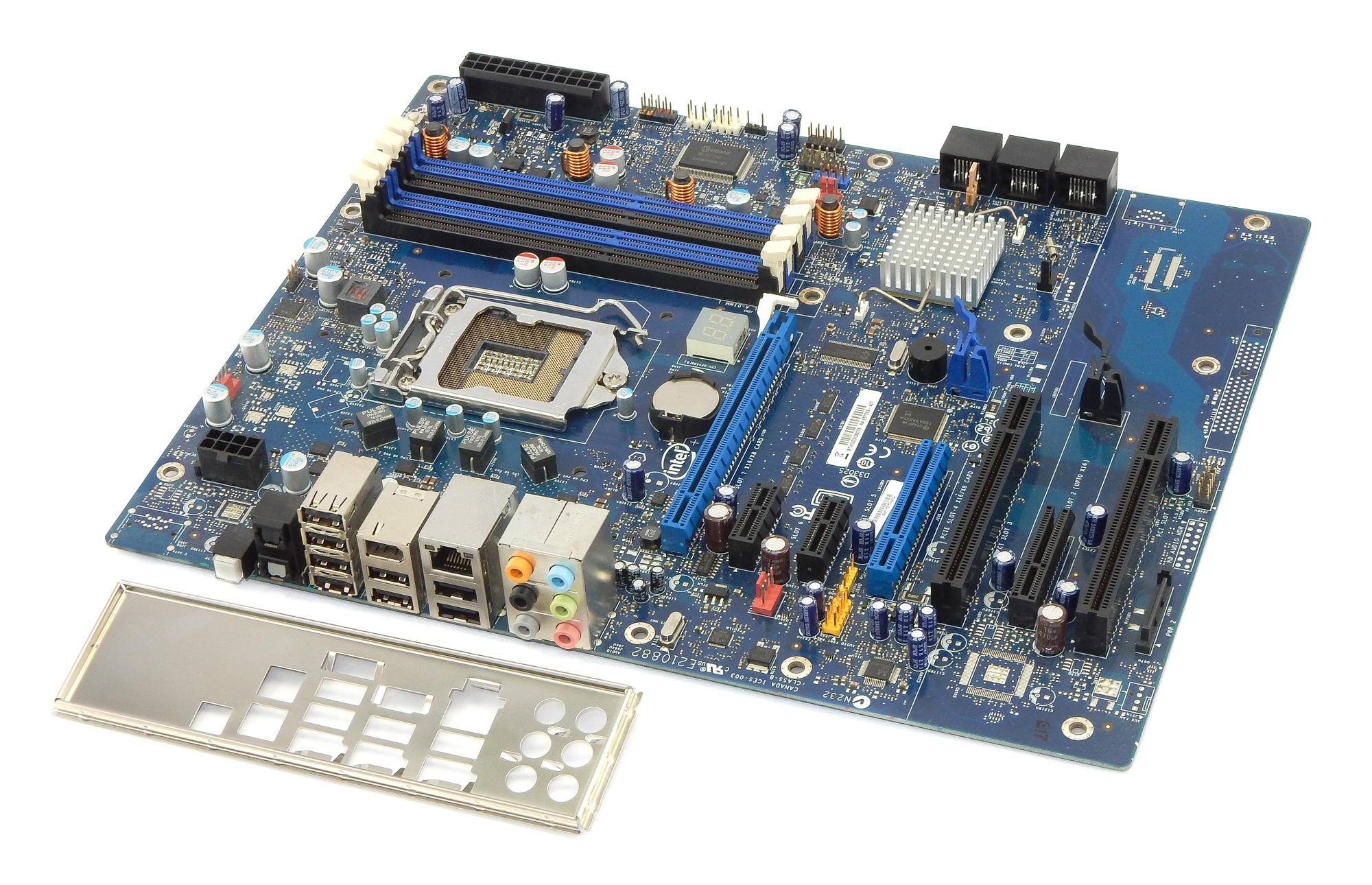 Intel DP55WG Socket 1156 ATX Motherboard