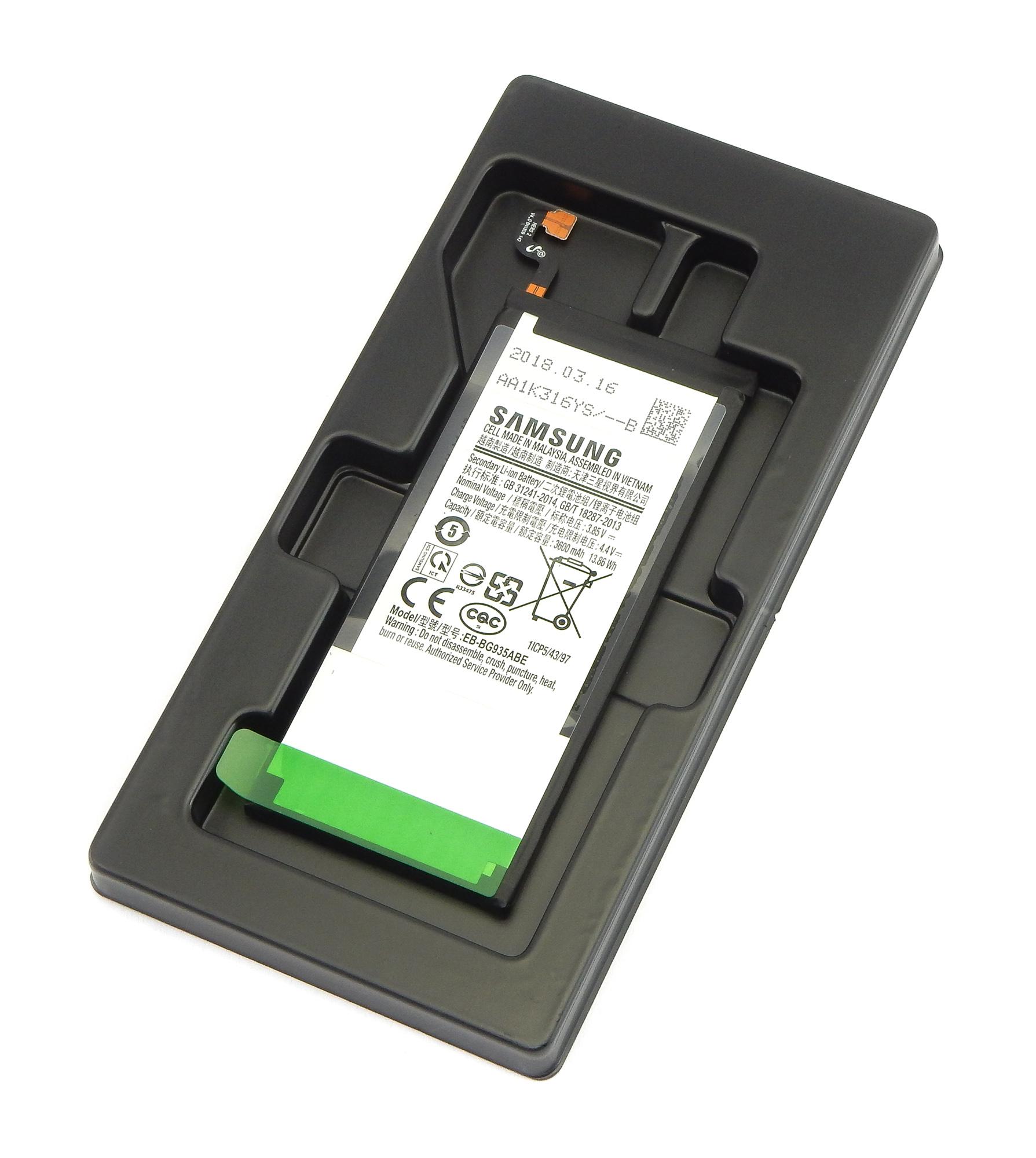 144x New Samsung GH43-04575B EB-BG935ABE Battery For SM-G935F Galaxy S7 Edge