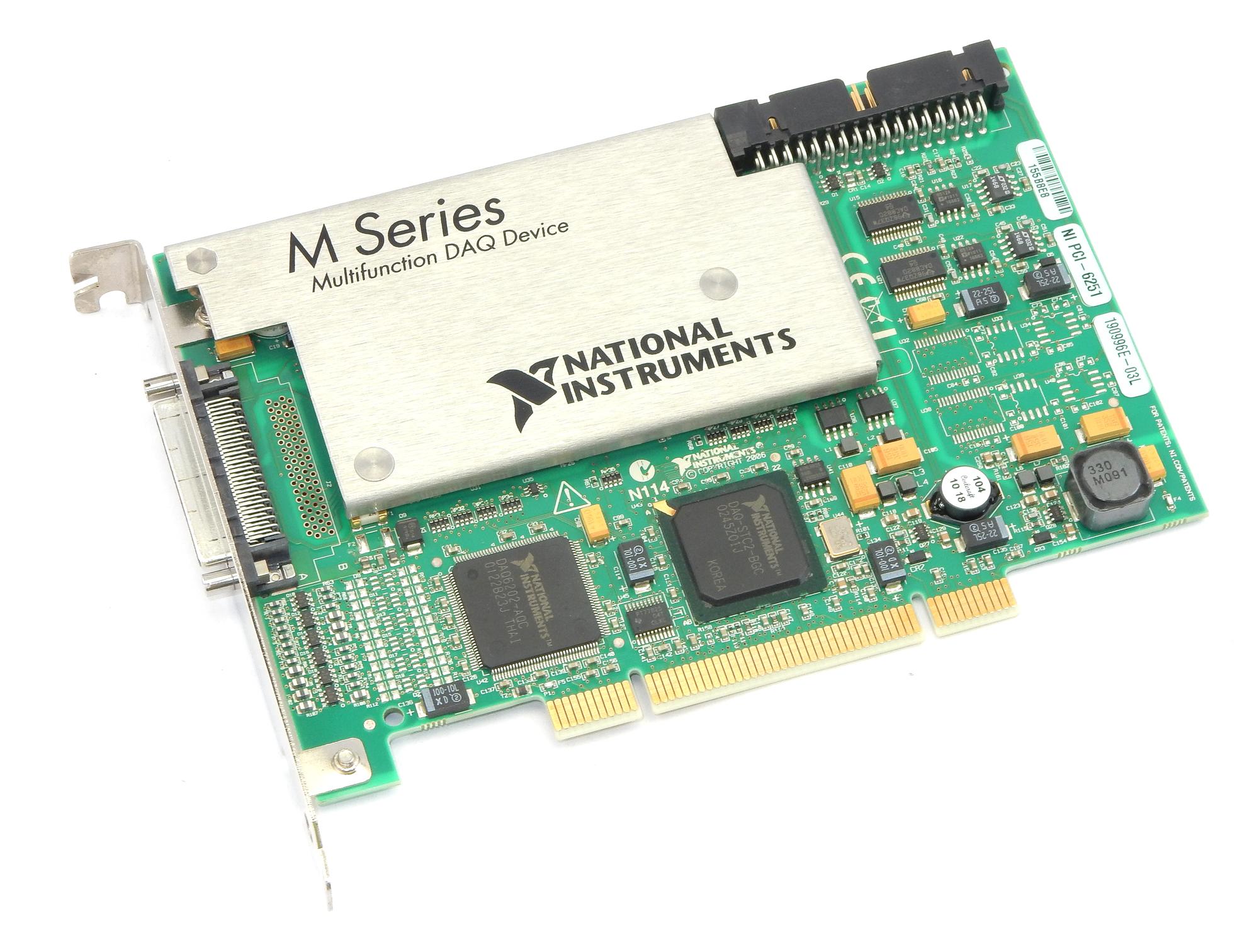NI PCI-6251 National Instruments Multifunction DAQ Device