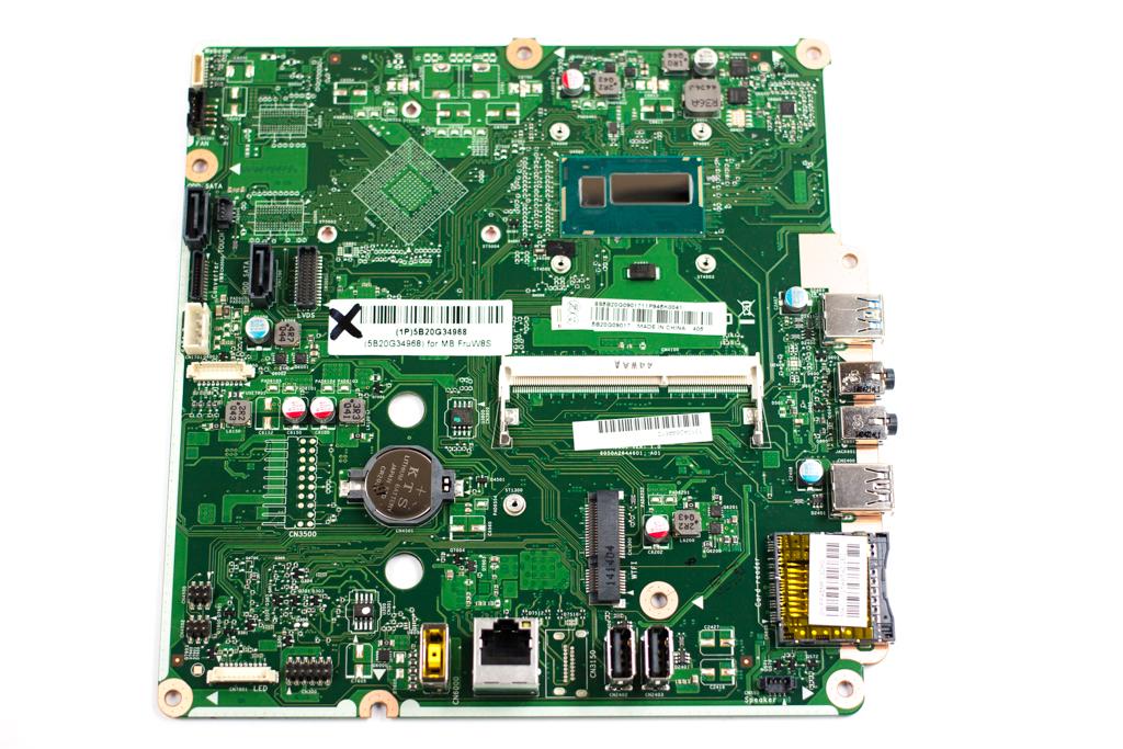 Lenovo C470 All-in-one PC Motherboard w/ BGA Core i3-4010U CPU 5B20G34968