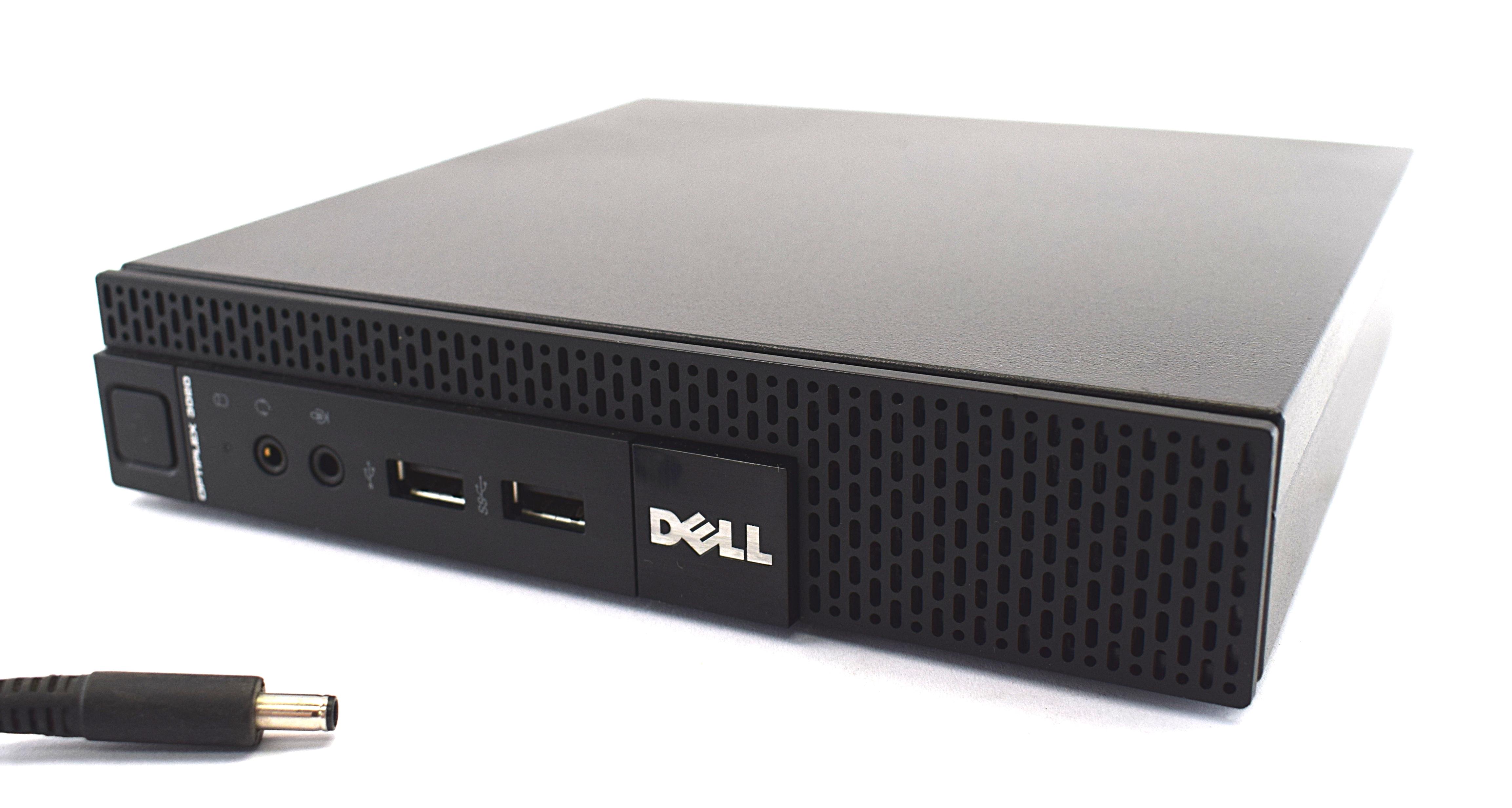 Dell OptiPlex 3020 Micro PC Intel Pentium G3250T 4GB RAM 128GB SSD Windows 10