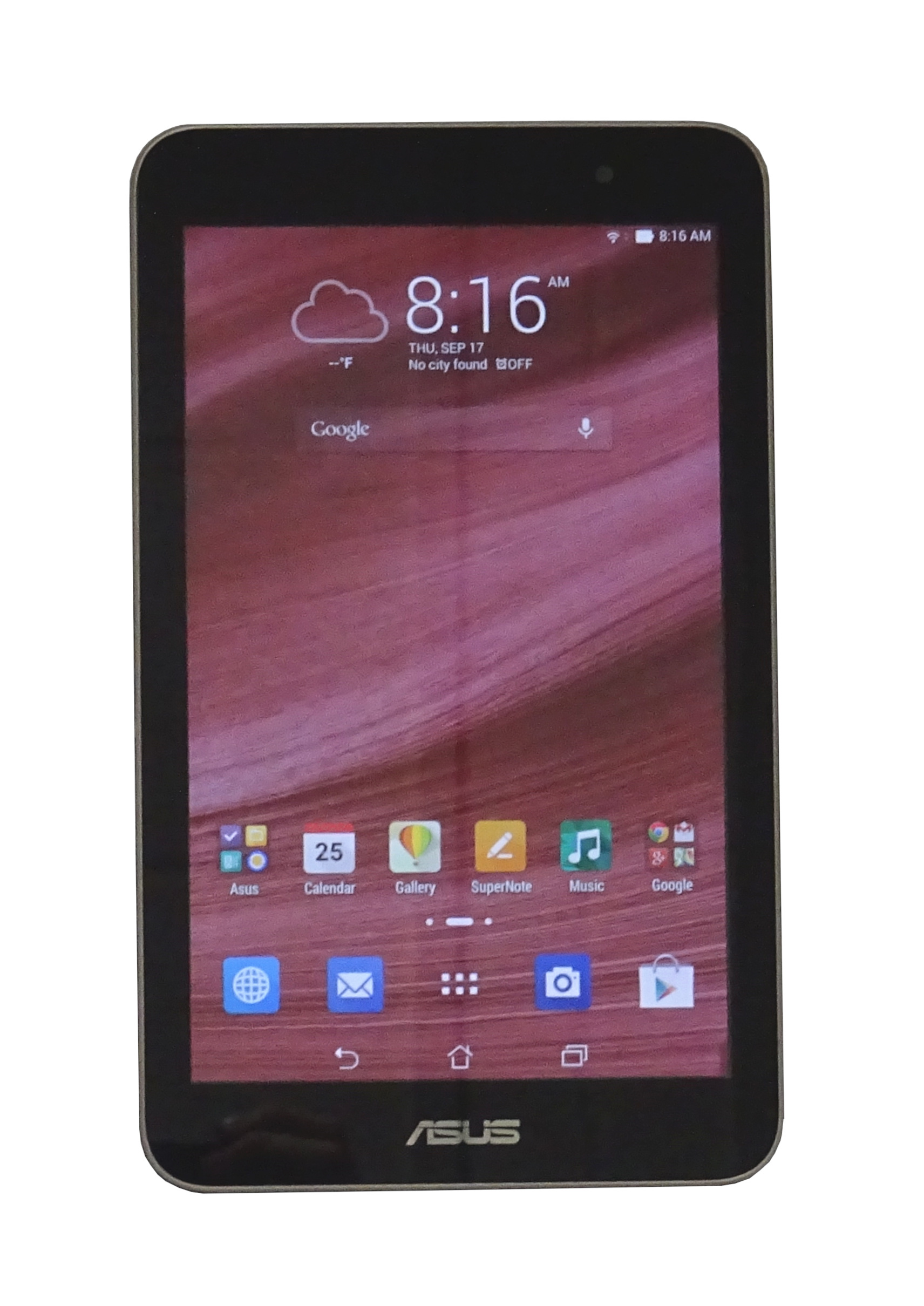 Asus MemoPad 7 K013 16GB Black Used