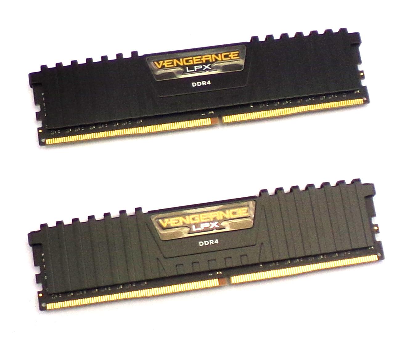 Corsair CM4X4GF2400Z16K4 8GB VENGEANCE LPX (2x 4gb) 2400MHz DDR4 Memory