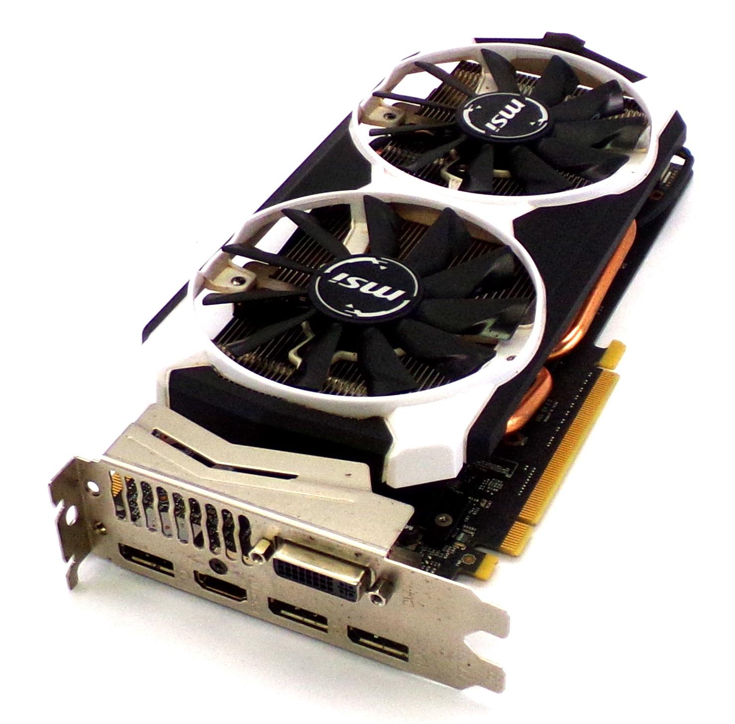 602-V320 MSI GeForce GTX 960 PCIe 4GB DDR5 Graphic Card
