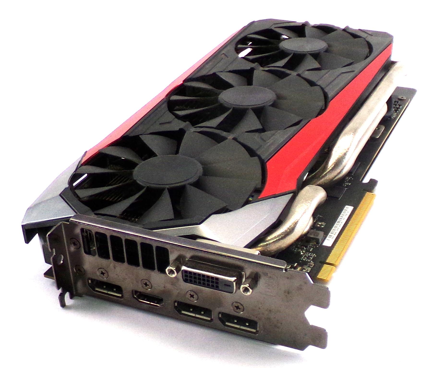 Asus STRIX-R9390X-DC3OC-8GD5-GAMING AMD Radeon R9 390X Strix Graphics Card