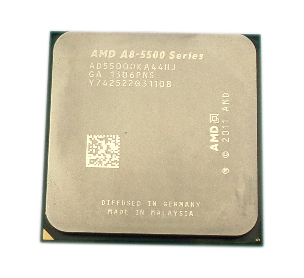 AMD AD55000KA44HJ A8-5500 Series Quad Core 3.2GHz Socket FM2 Processor