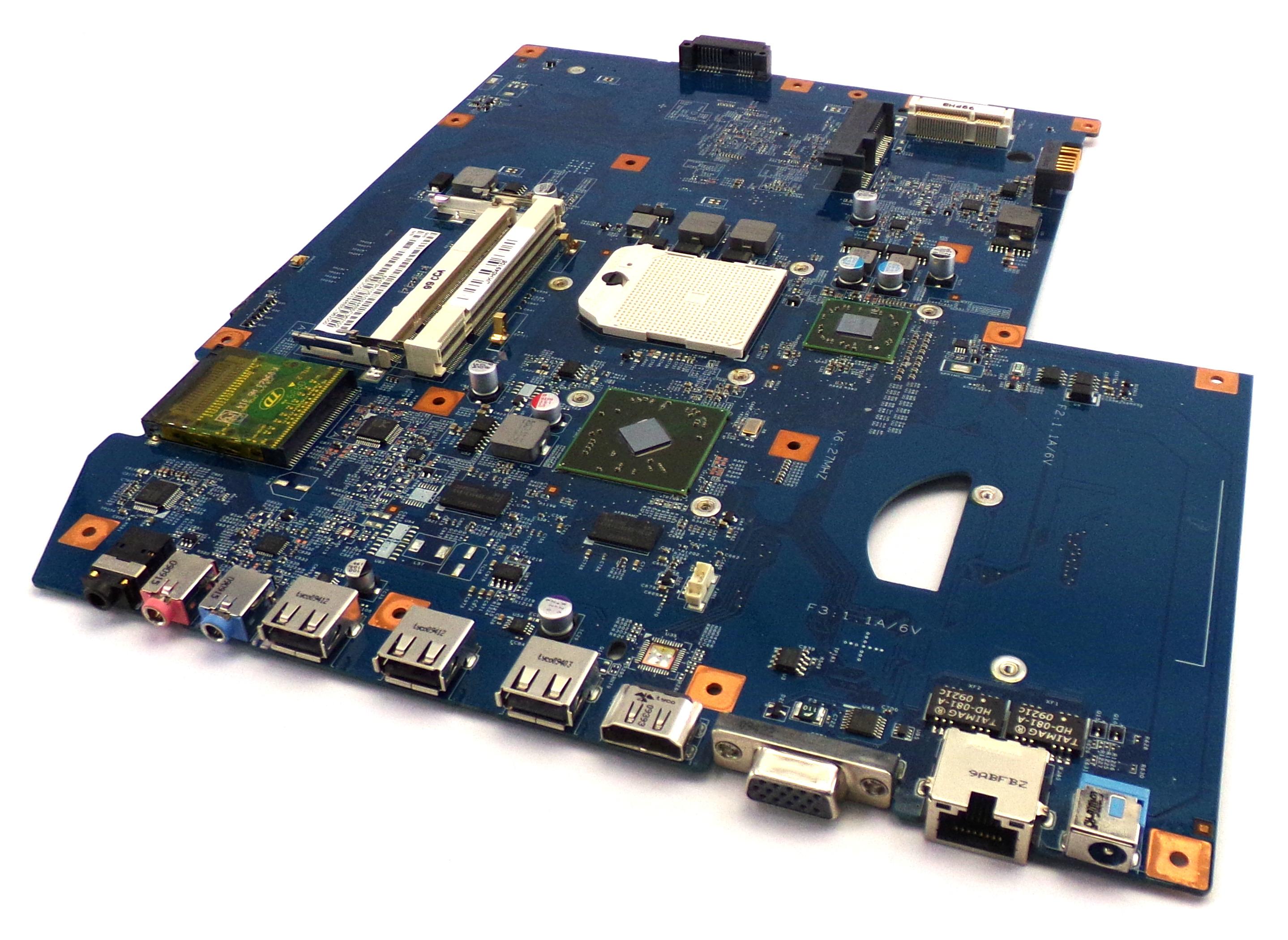 Acer MB.PJC01.001 Aspire 7540 7540G Socket S1 Motheboard