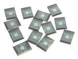 13x NEW Intel SR1SG Celeron N2820 BGA CPU Chip w/ Solder Balls