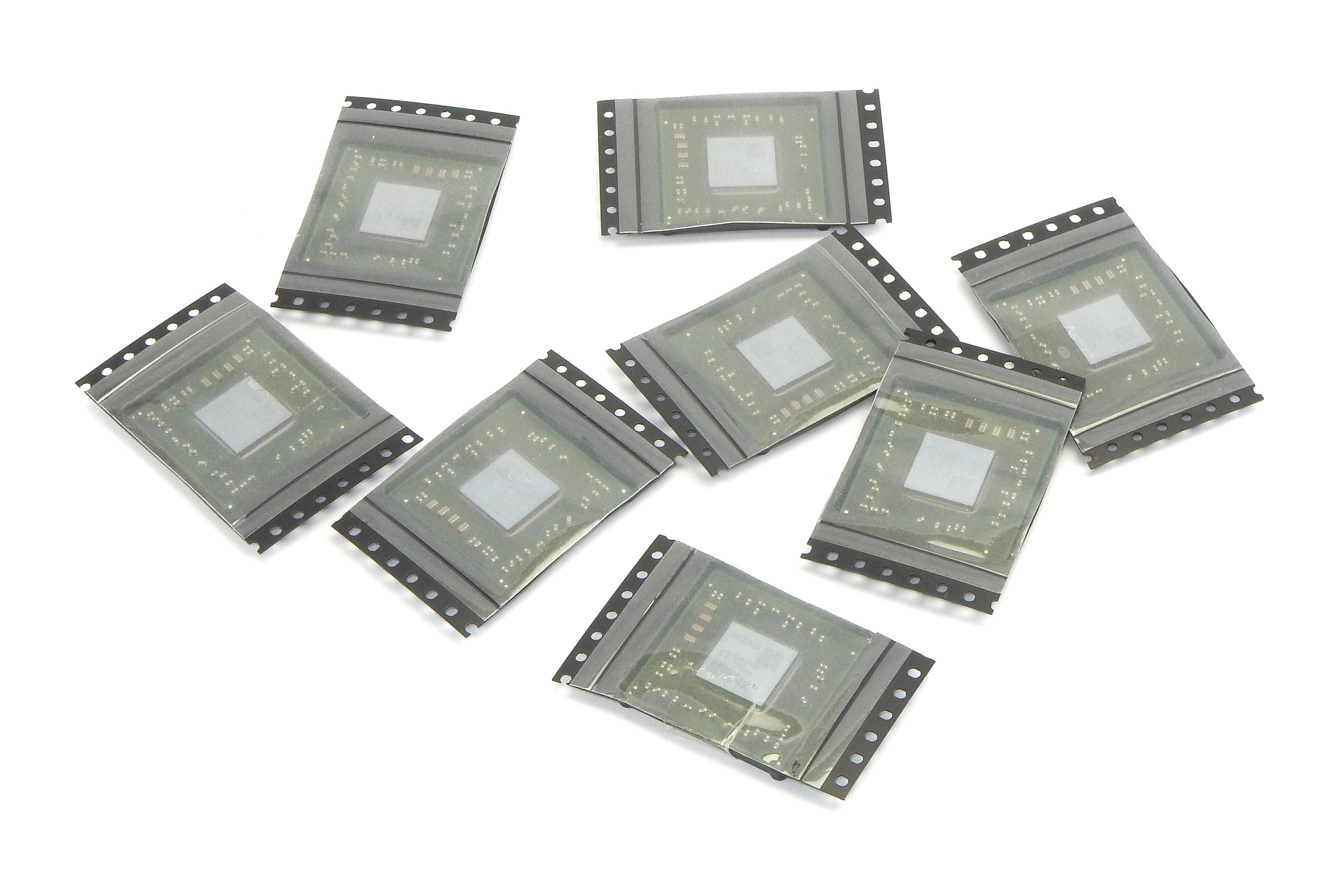 8x NEW AMD AT1250IDJ23HM A4-Series A4-1250 BGA CPU w/ Solder Balls