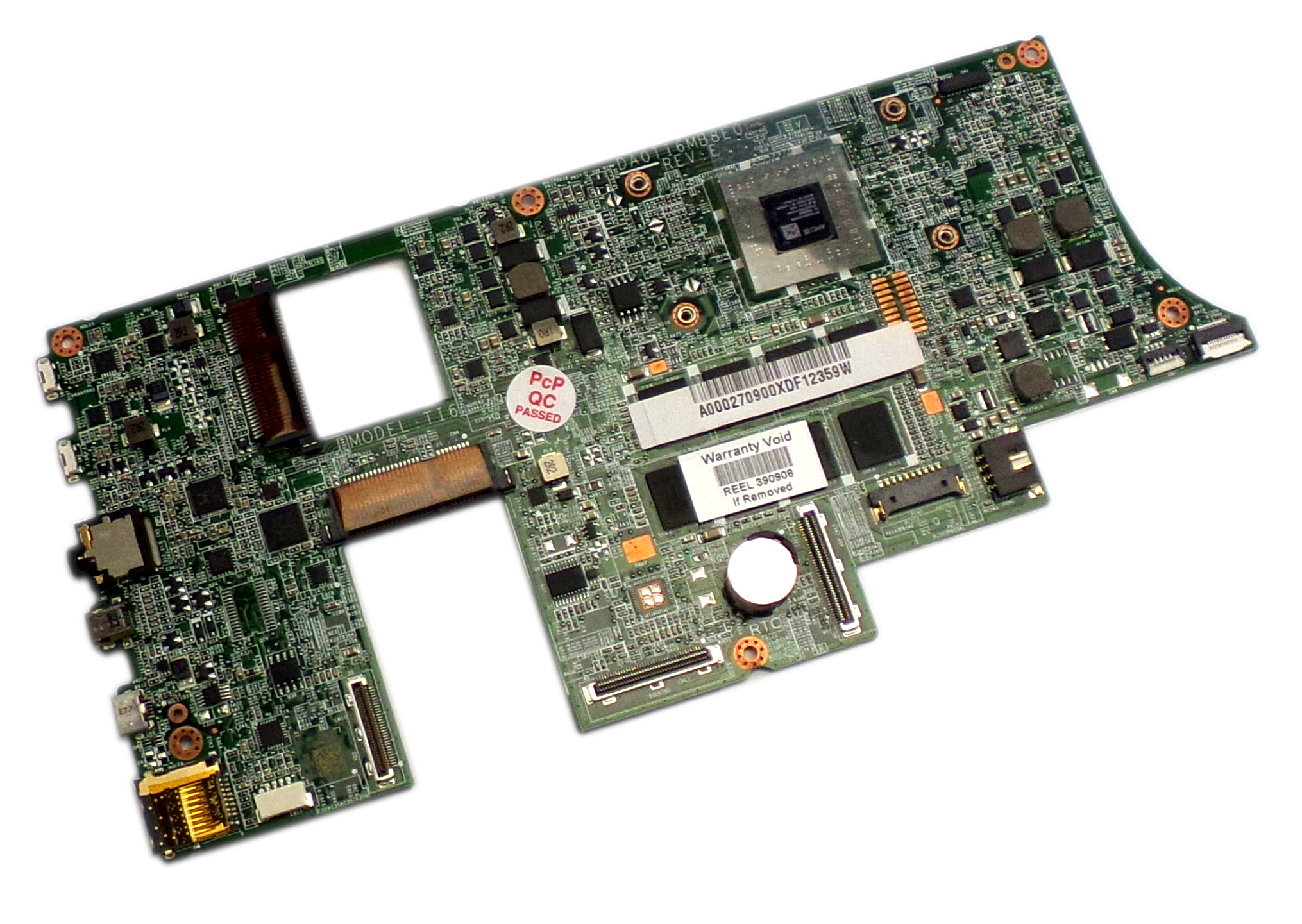 A000270900 Toshiba Satellite W30DT-A-100 with AMD A4-1200 Motherboard
