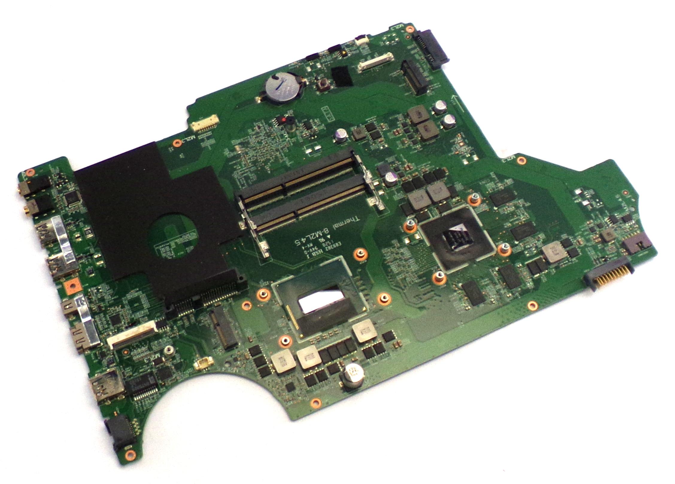 MS-16J31 MSI GP62-2QE with Intel Core i5-4210H nVidia GTX 950M Motherboard