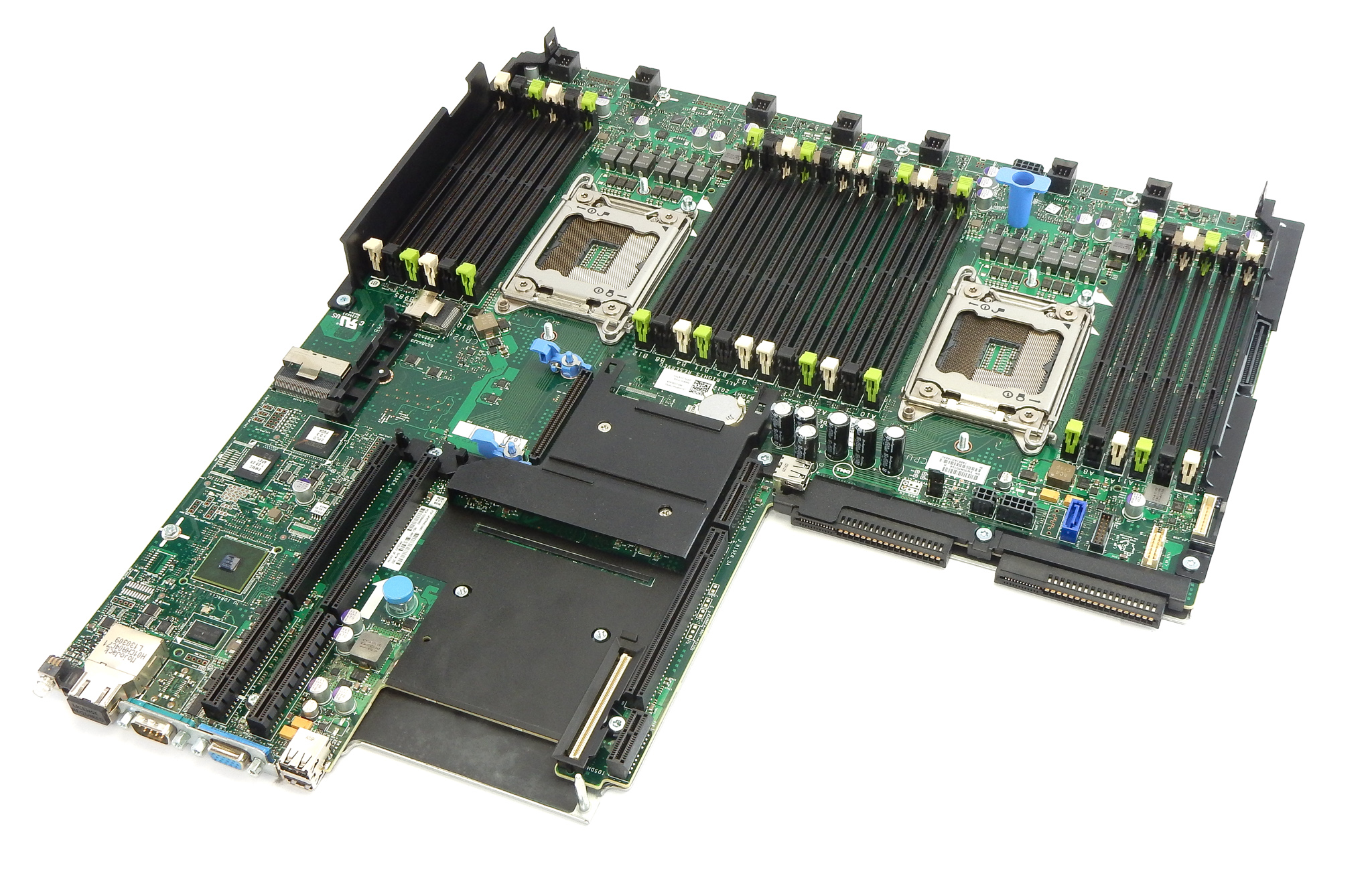 Dell H47HH PowerEdge R620 Dual Socket Server Motherboard