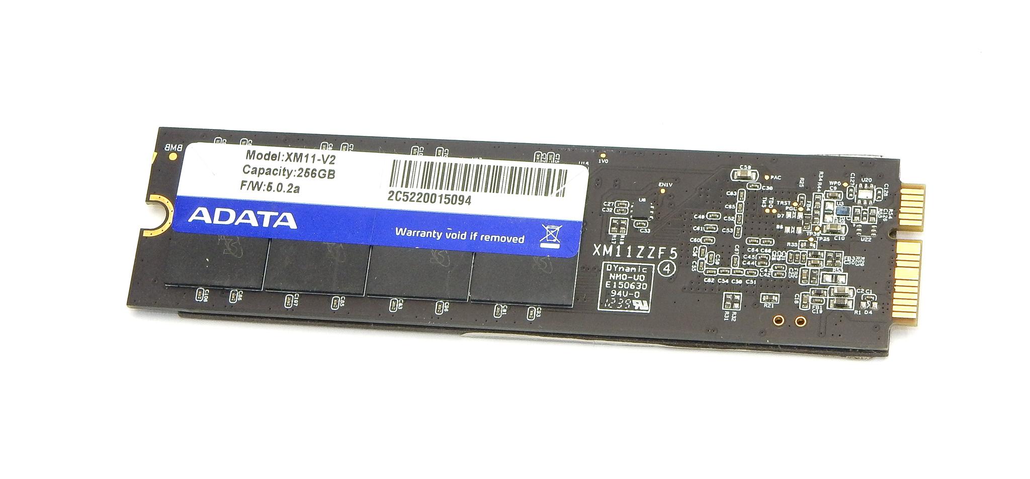 Adata XM11-V2 256GB SSD f/ Asus UX21 UX31 Laptop