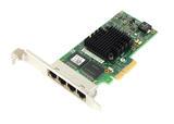 Dell X8DHT Intel I350-T4 Quad Port Gigabit Ethernet Server Network Card PCI-E