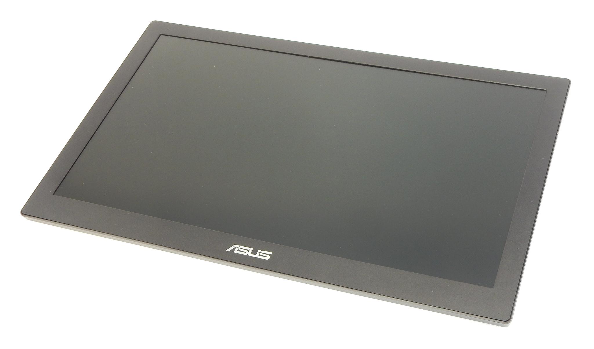 Asus MB168B Portable USB 15.6 inch HD Monitor /USB-powered / Ultra-slim