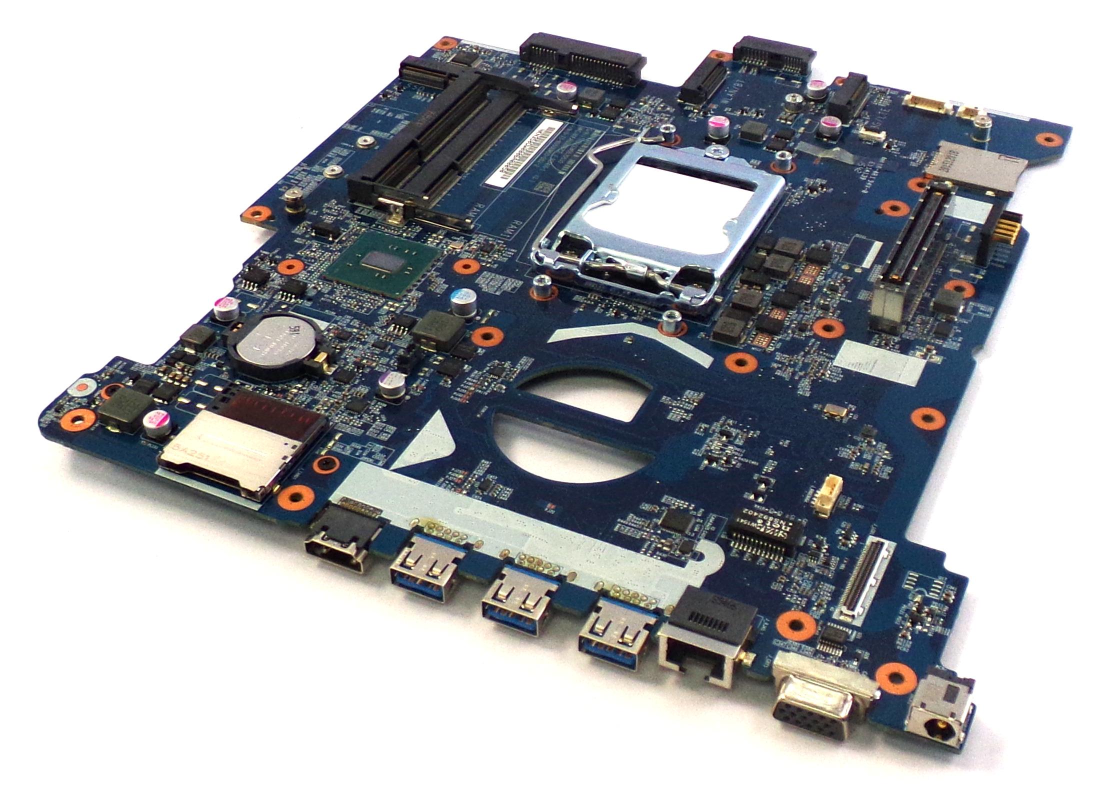 "6-77-N350DW00-D02-2 Novatech 15.6"" N350DW Socket LGA-1151 Motherboard"