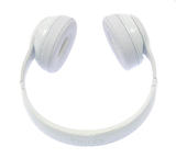 Genuine Beats by Dr Dre Solo 3 Folding Wireless On-Ear Headphones - White A1796